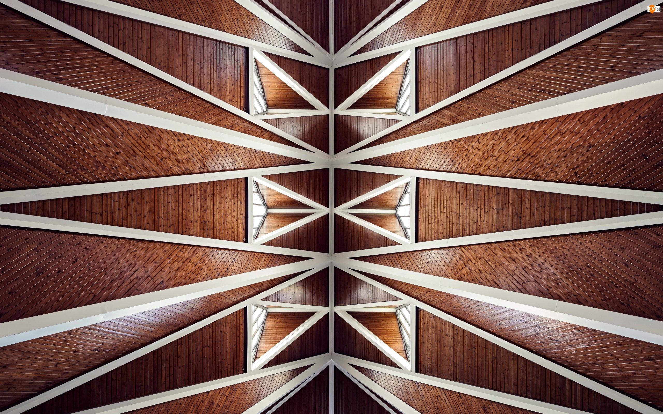 Architektura, Anglia, Kościół św. Pawła, Londyn, Sklepienie