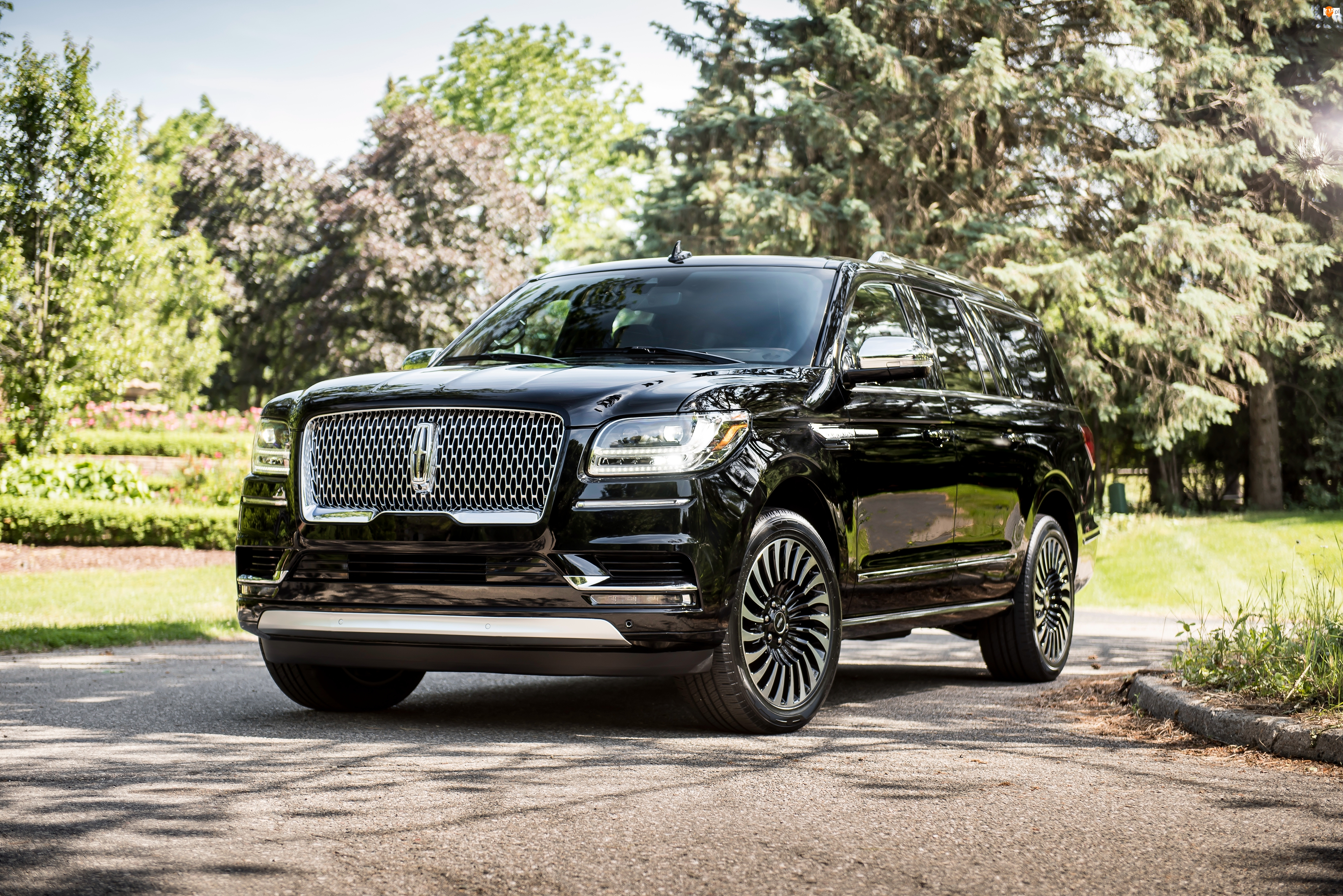 Lincoln Navigator L Black Label, 2018
