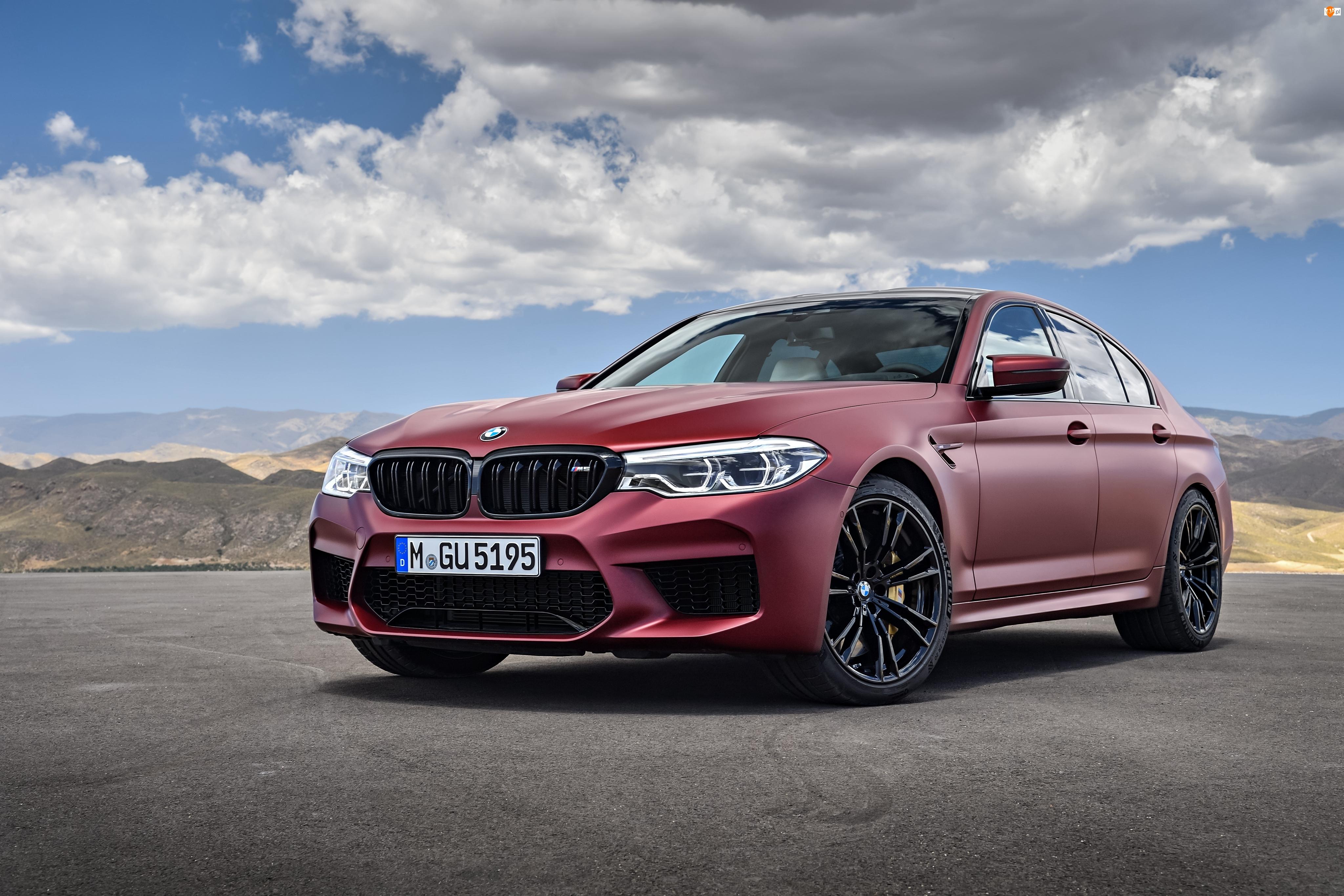 BMW M5 F90, 2018