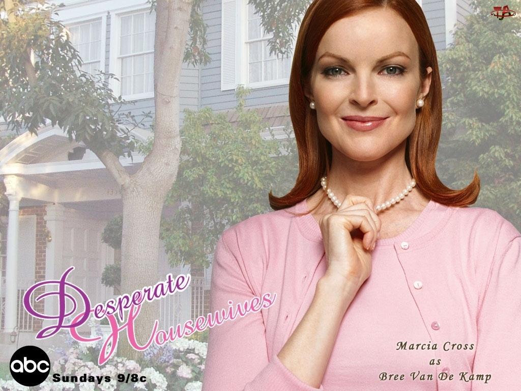 Desperate Housewives, dom, Marcia Cross, korale