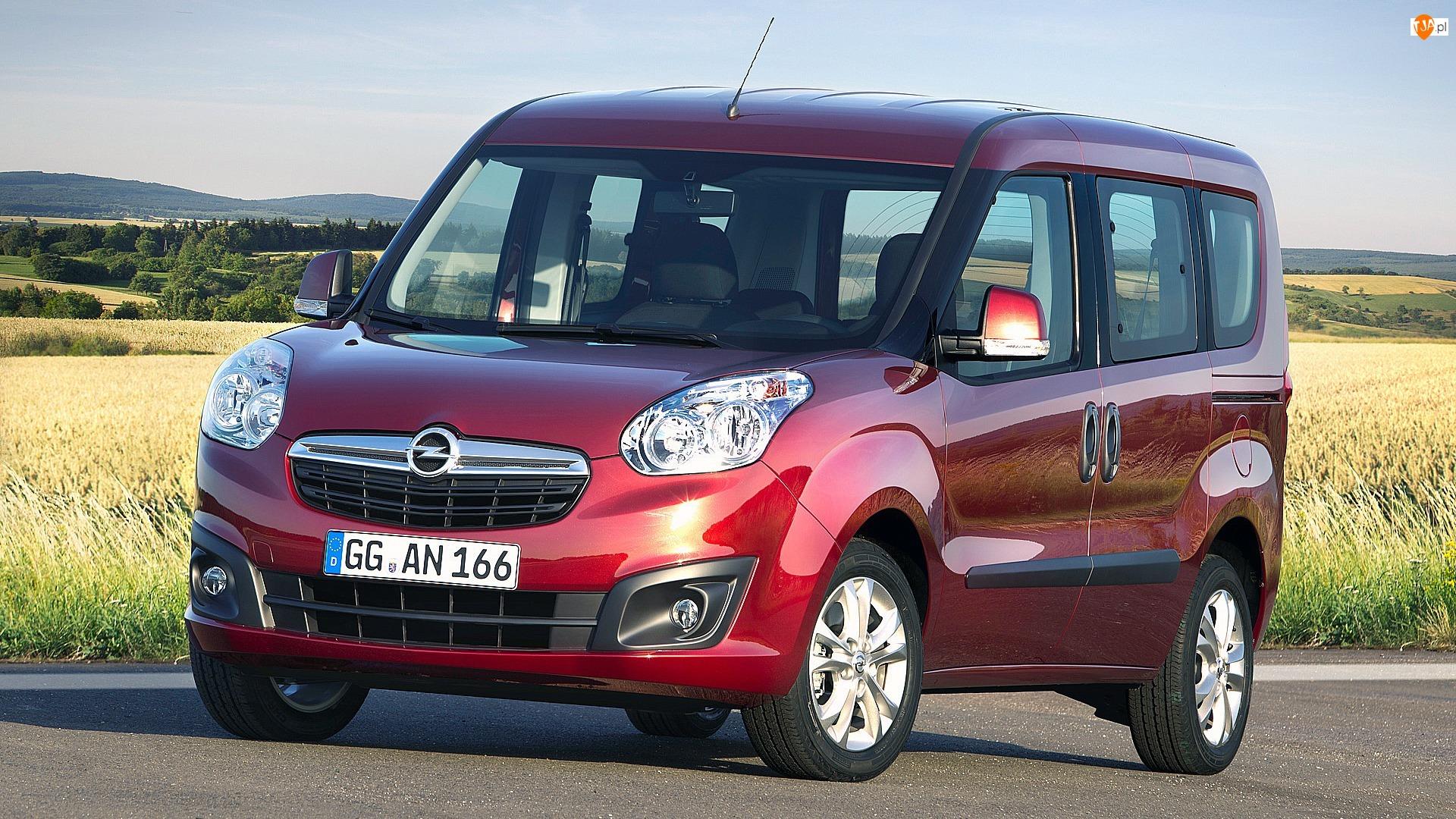 Opel Combo Tour, 2011