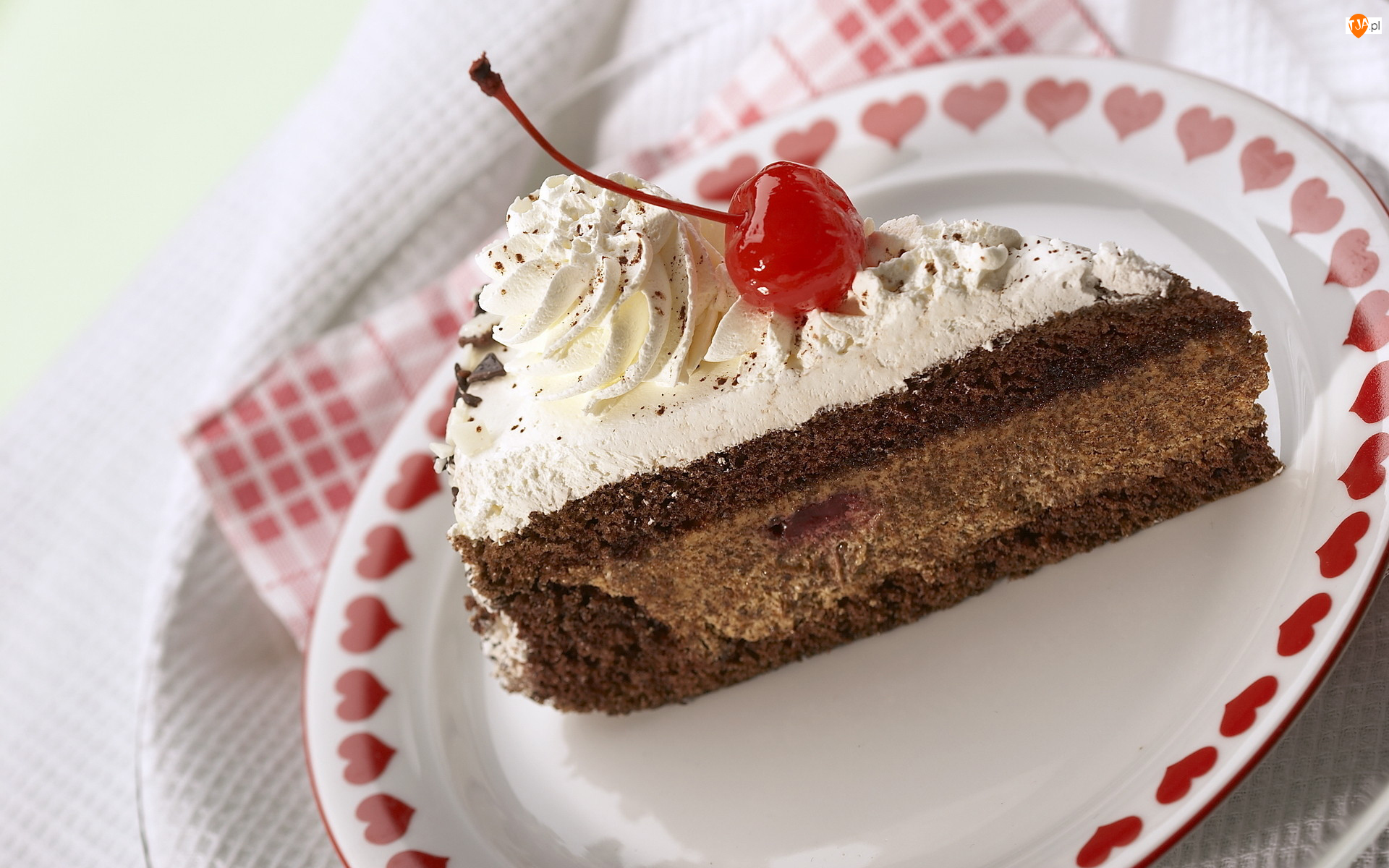 Tort, Wisienka