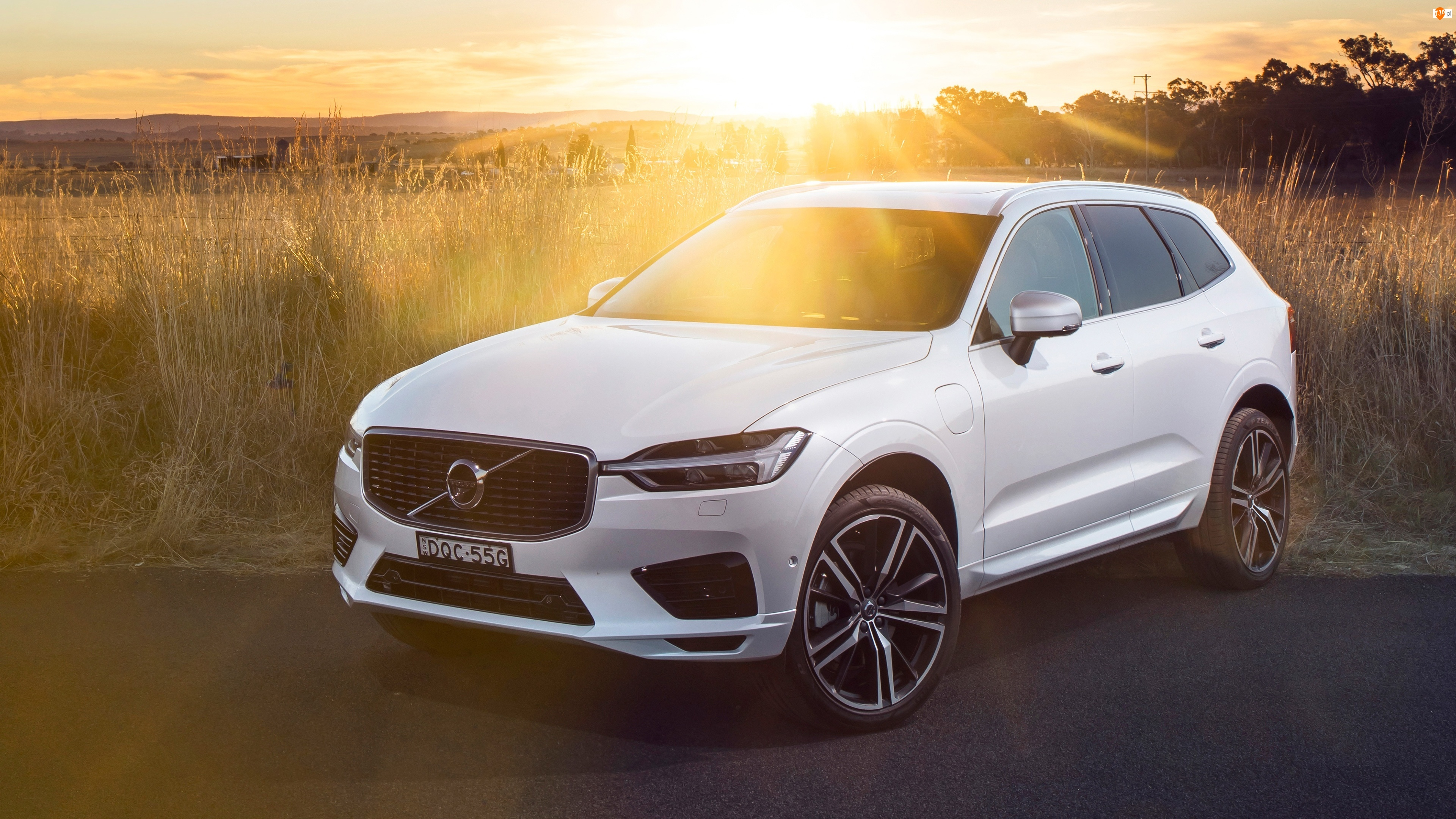 2017, Białe, Volvo XC60