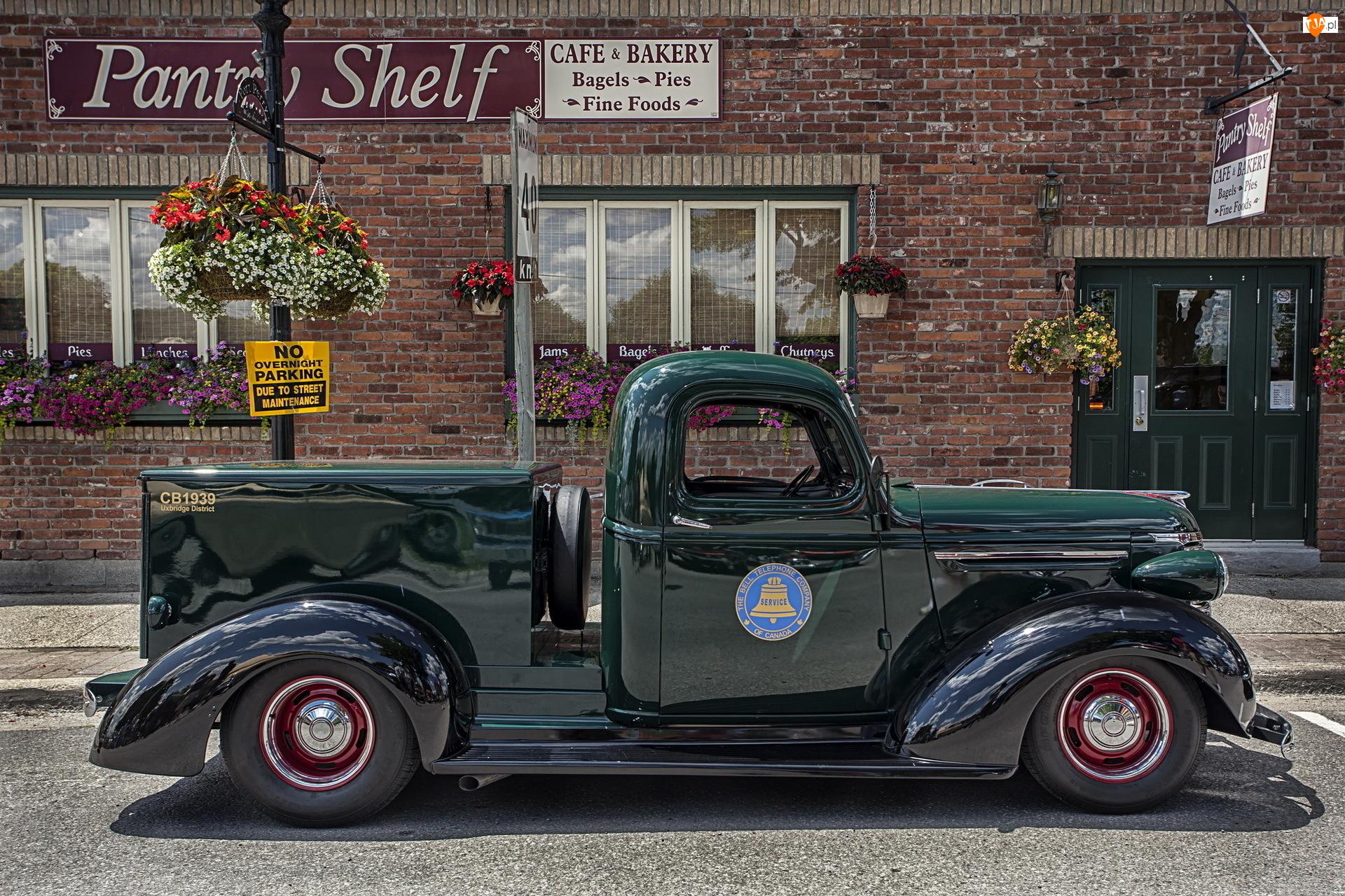 Ulica, Zabytkowy, Bell Telephone Service Truck, Pojazd serwisowy, Bell Telephone Company of Canada