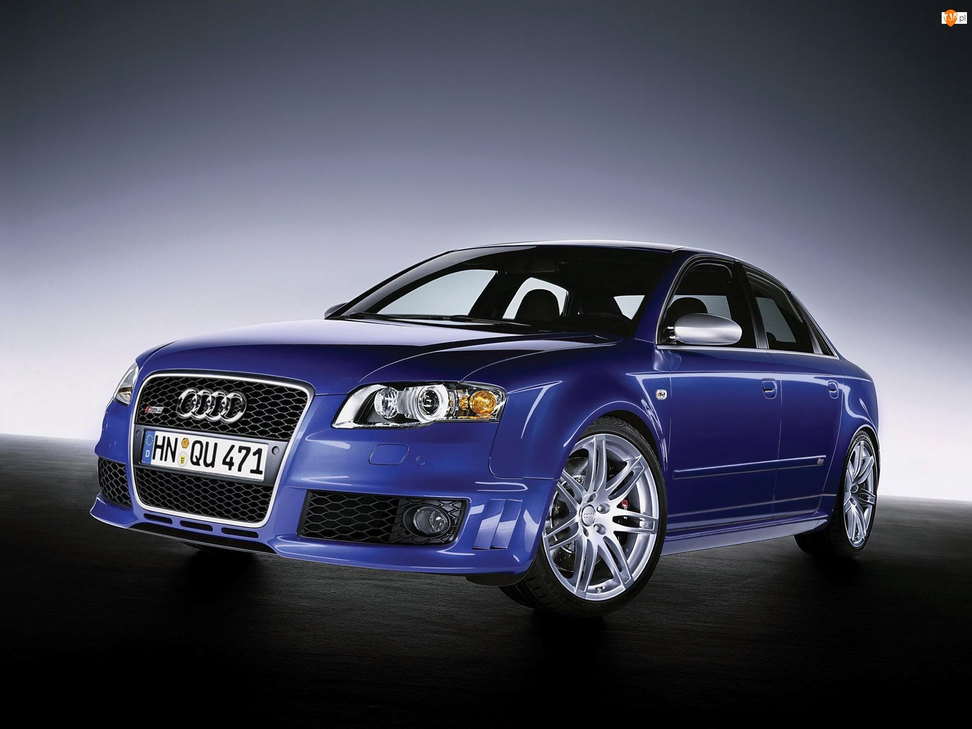 Sedan, RS4, A4