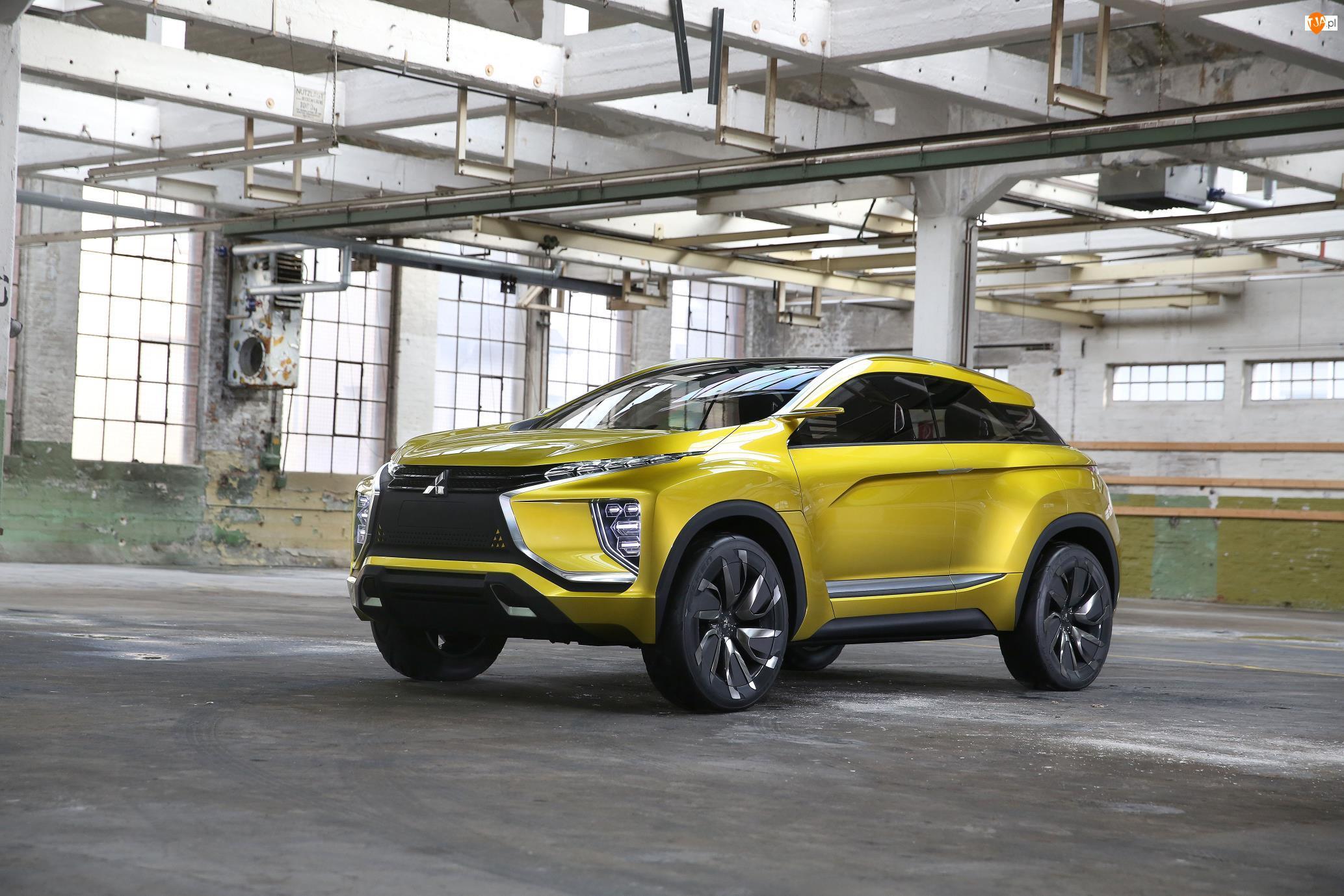 Mitsubishi eX Concept, 2015
