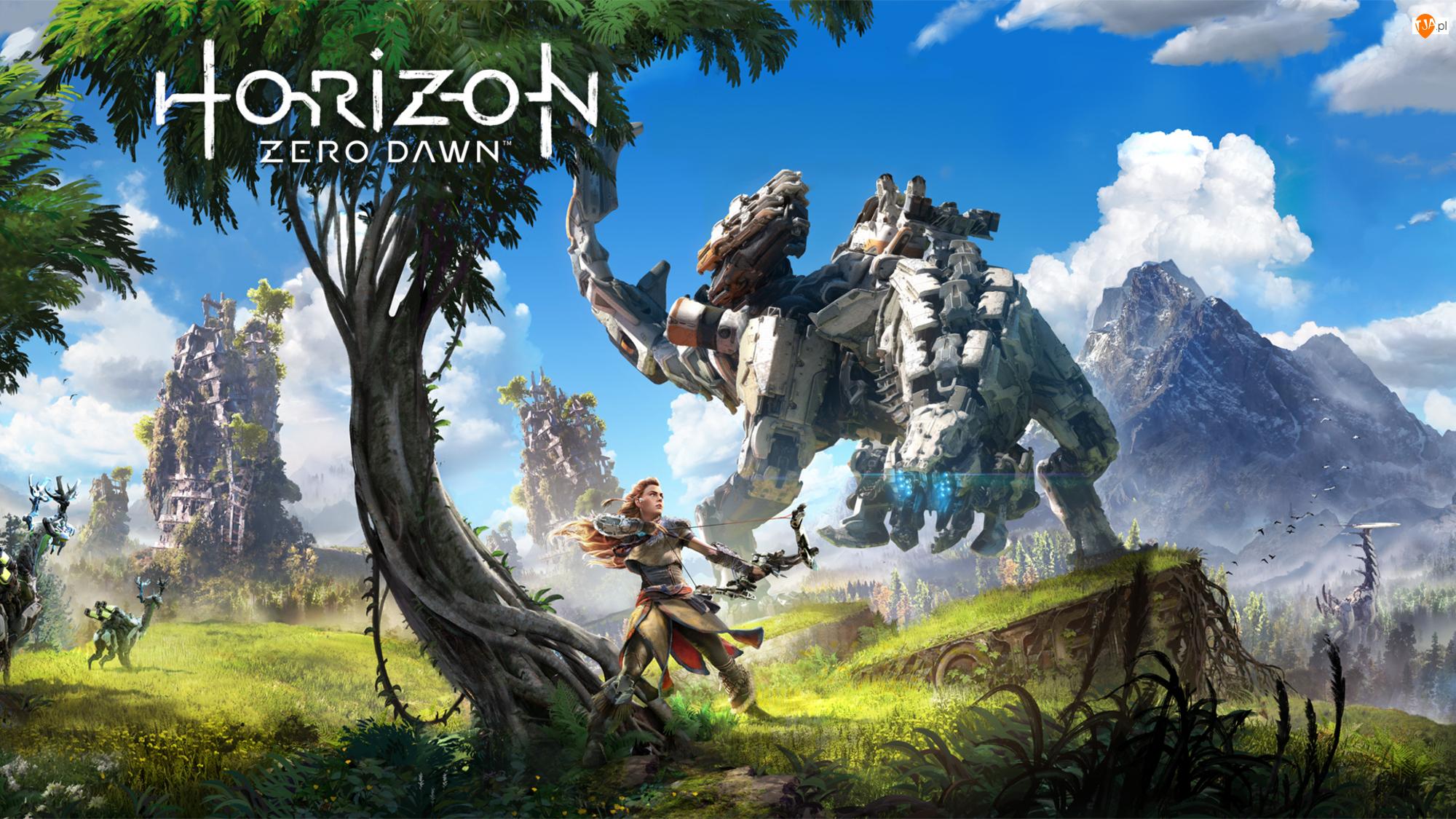 Gra, Horizon Zero Dawn