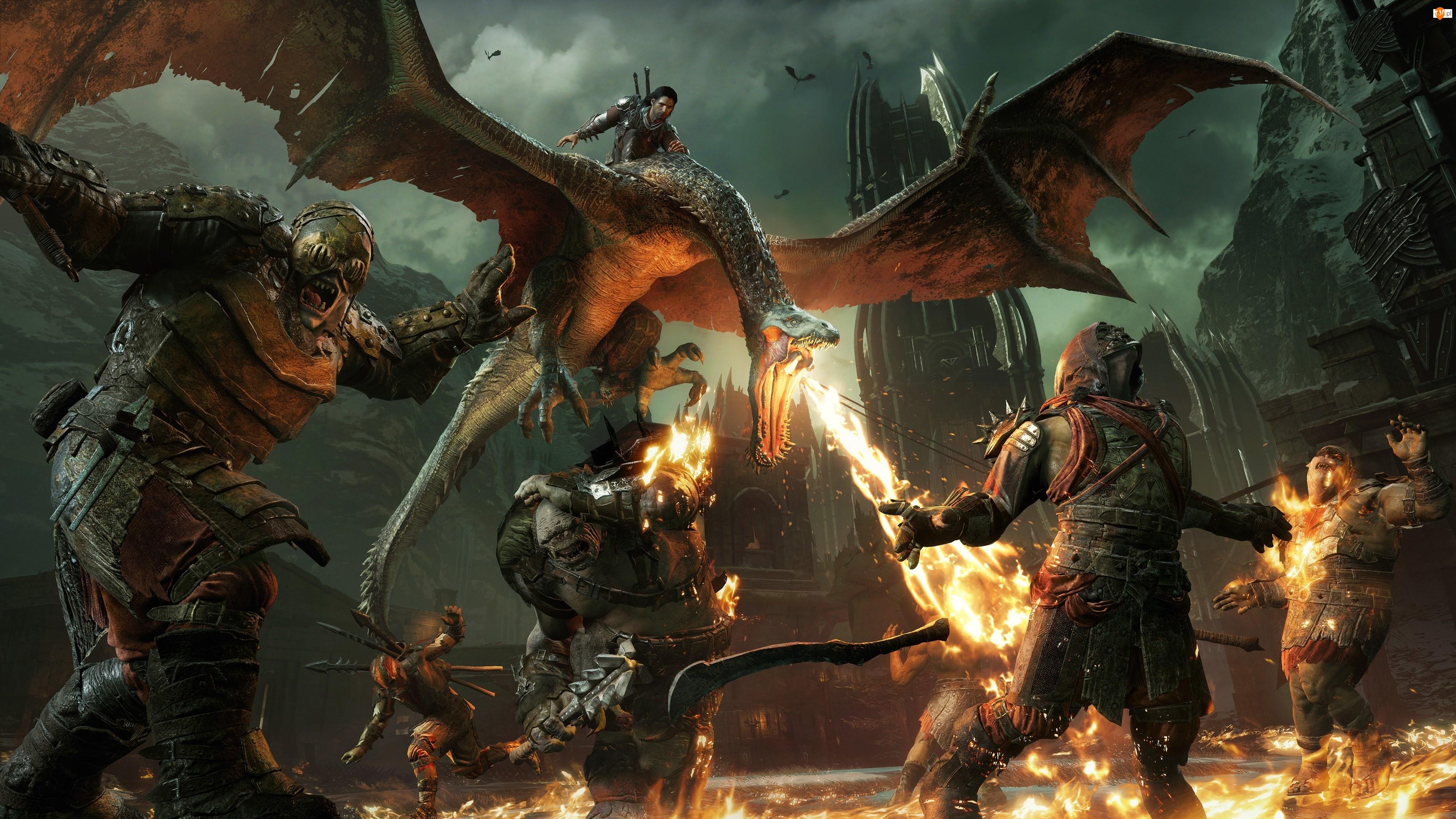 Śródziemie: Cień wojny, Gra, Middle-earth: Shadow of War