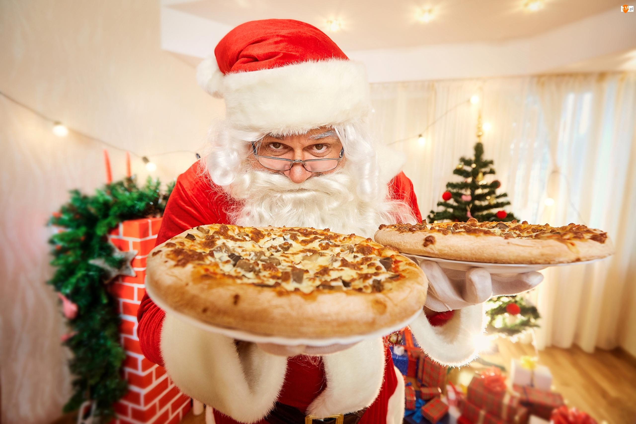 Pizza, Święty, Mikołaj