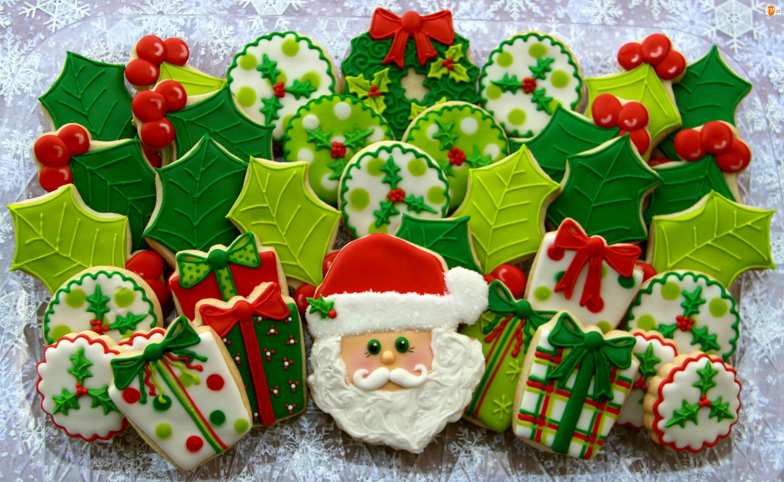 Ciasteczka, Świąteczne