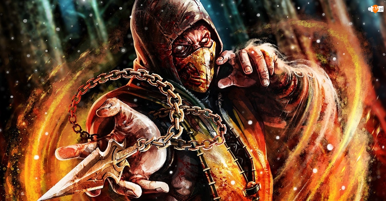 Mortal Kombat X, Scorpion