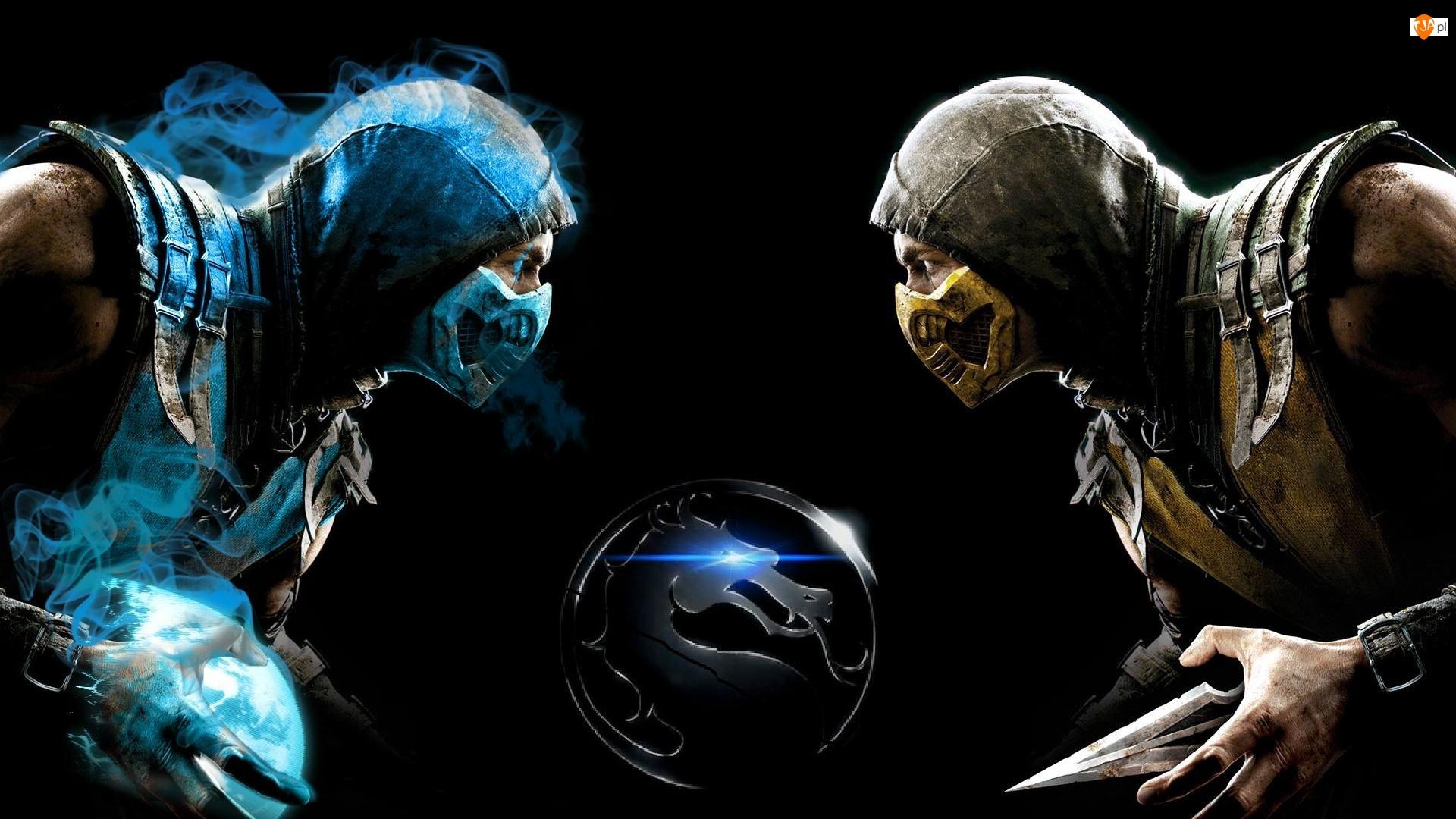 Scorpion, Mortal Kombat, Sub Zero