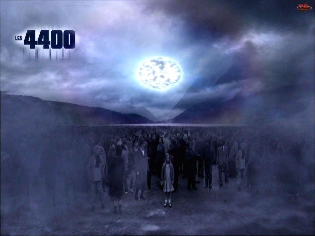 znak, 4400, ludzie