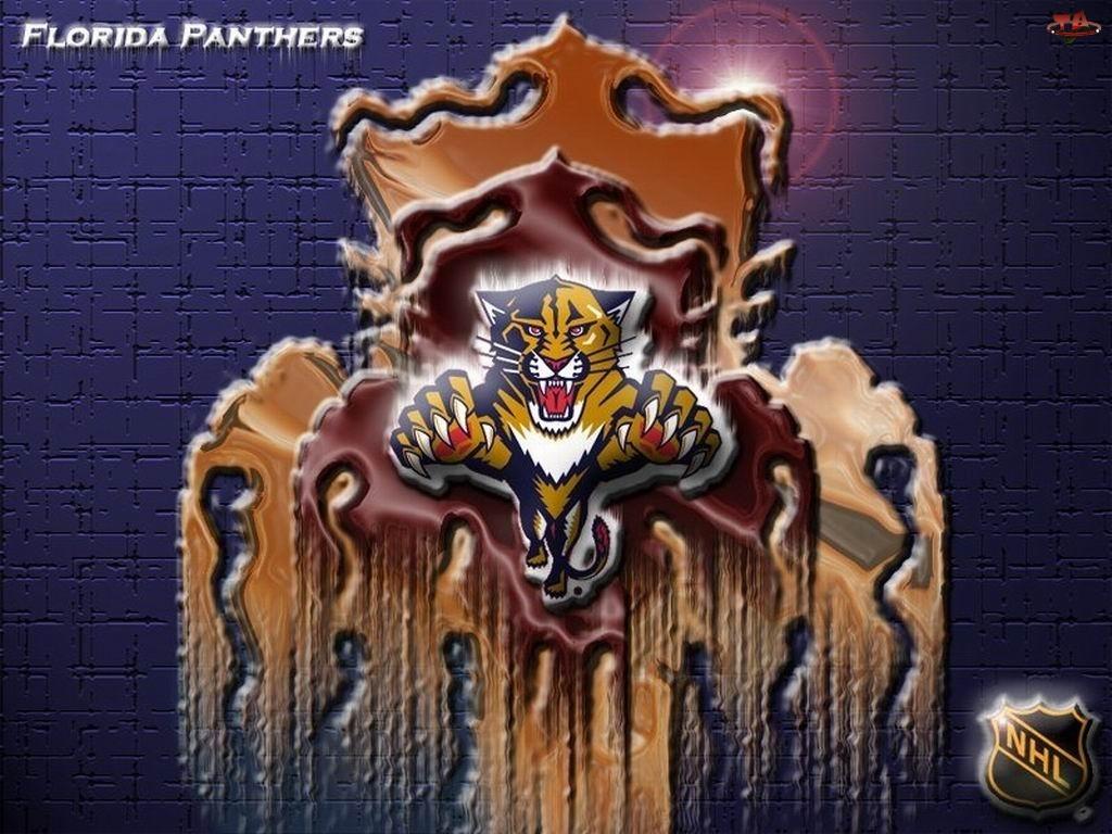 Logo, Florida Panthers, Drużyny, NHL