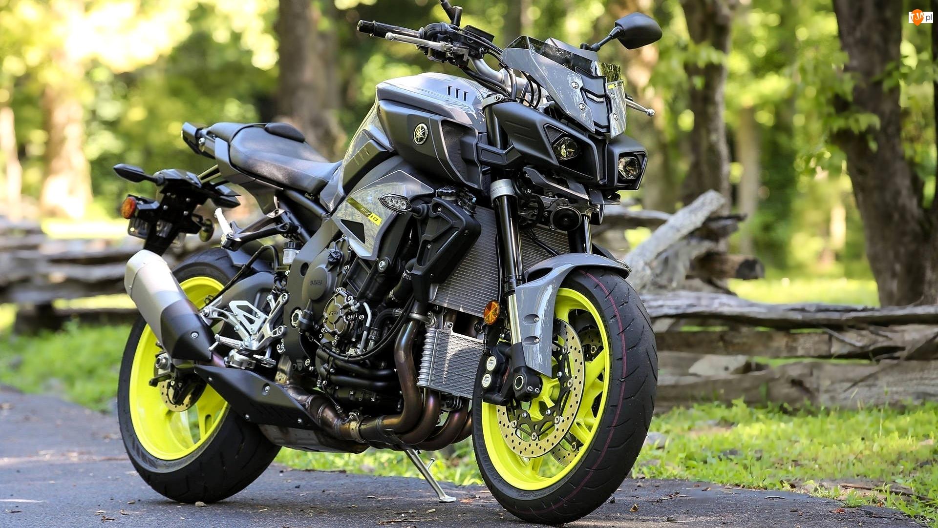 Yamaha FZ10, Motocykl
