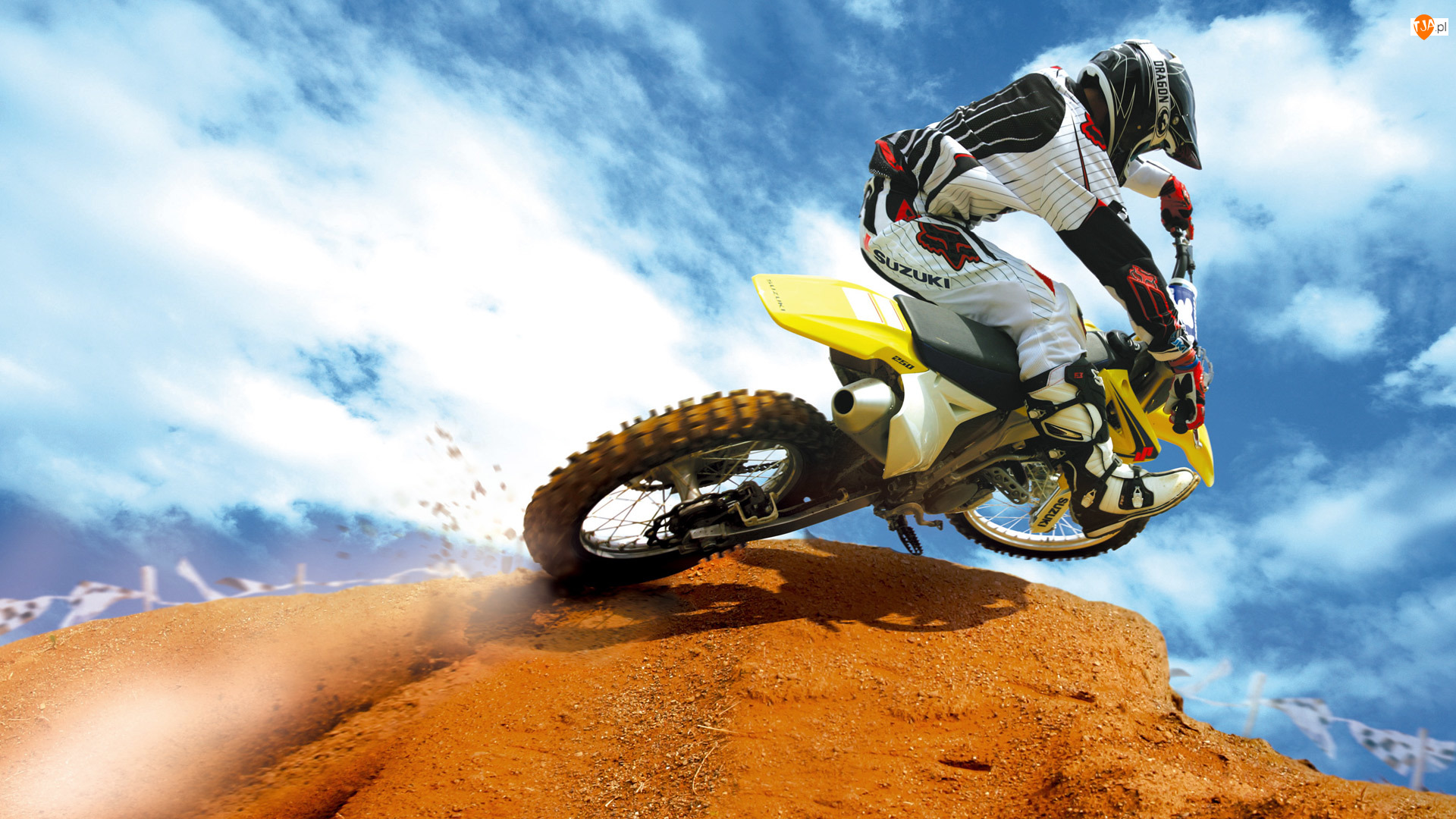 Motor Suzuki 250, Sport, Motocross
