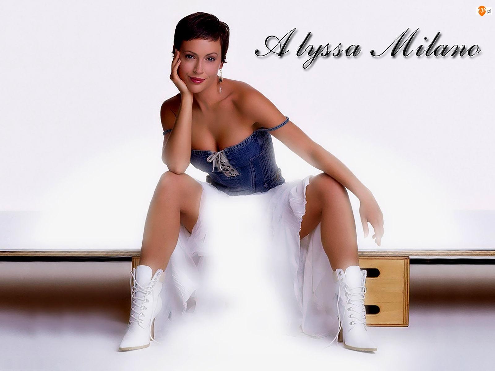 Aktorka, Alyssa Milano