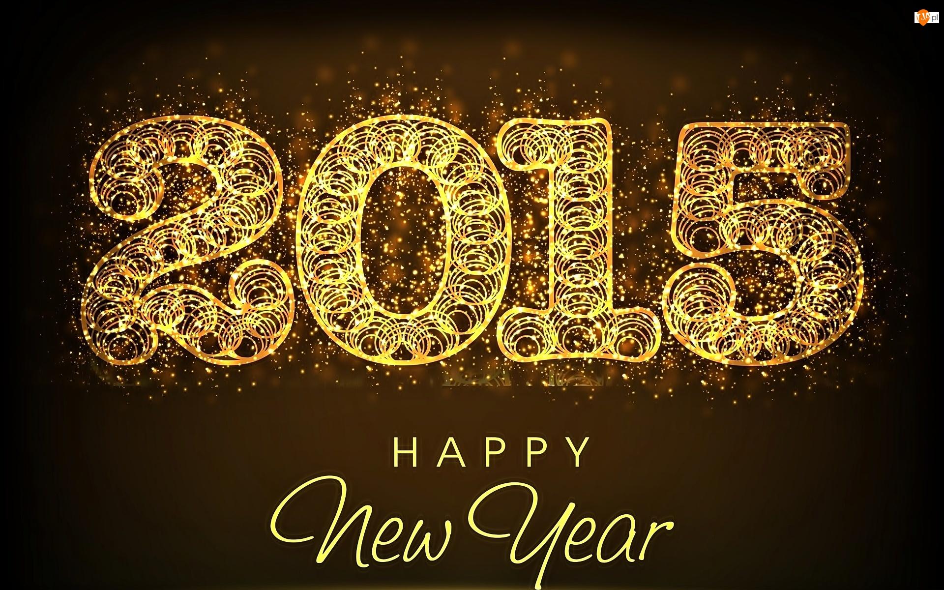 2015, Nowy Rok