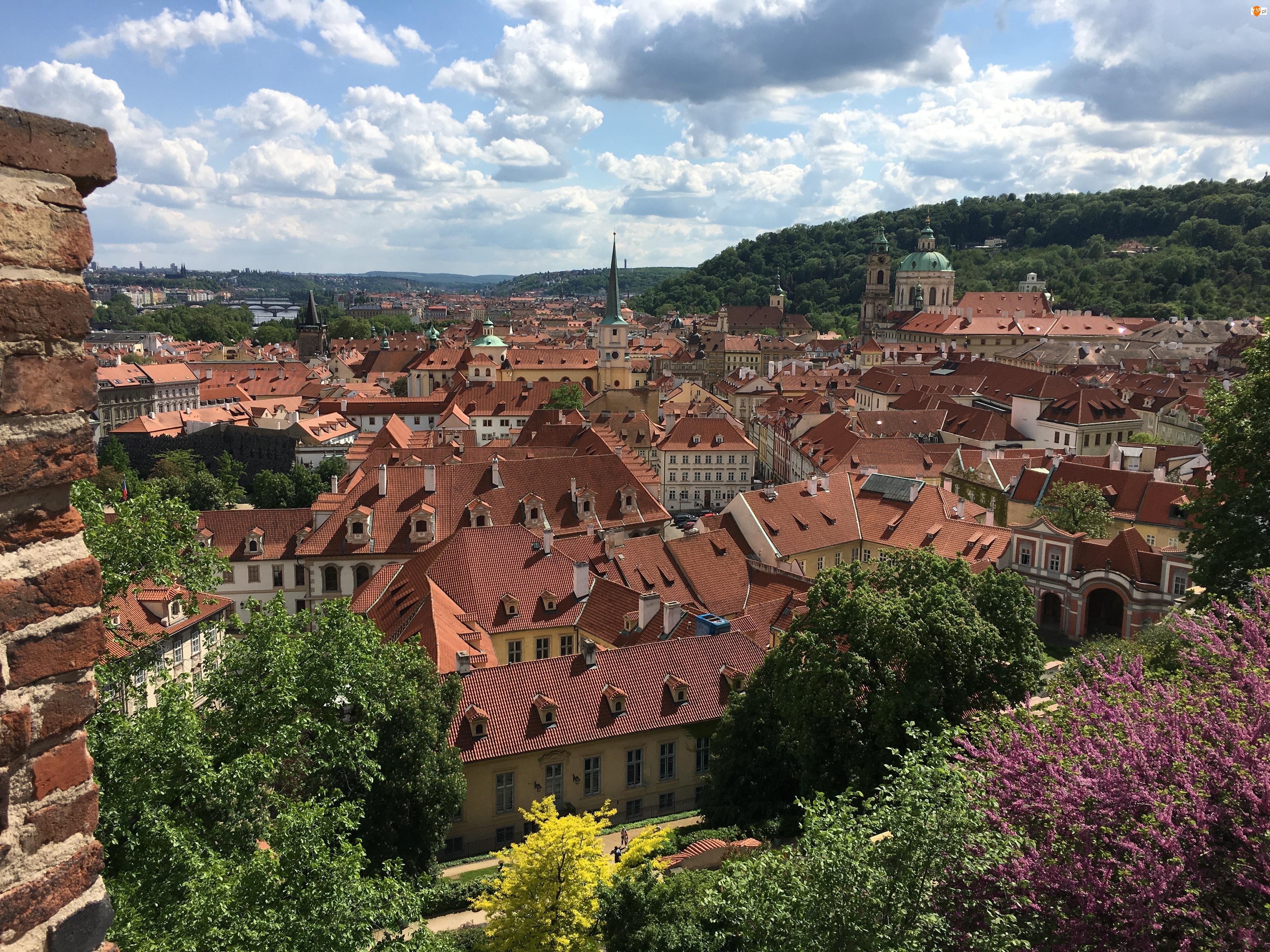 Miasto, Czechy, Praga, Stare