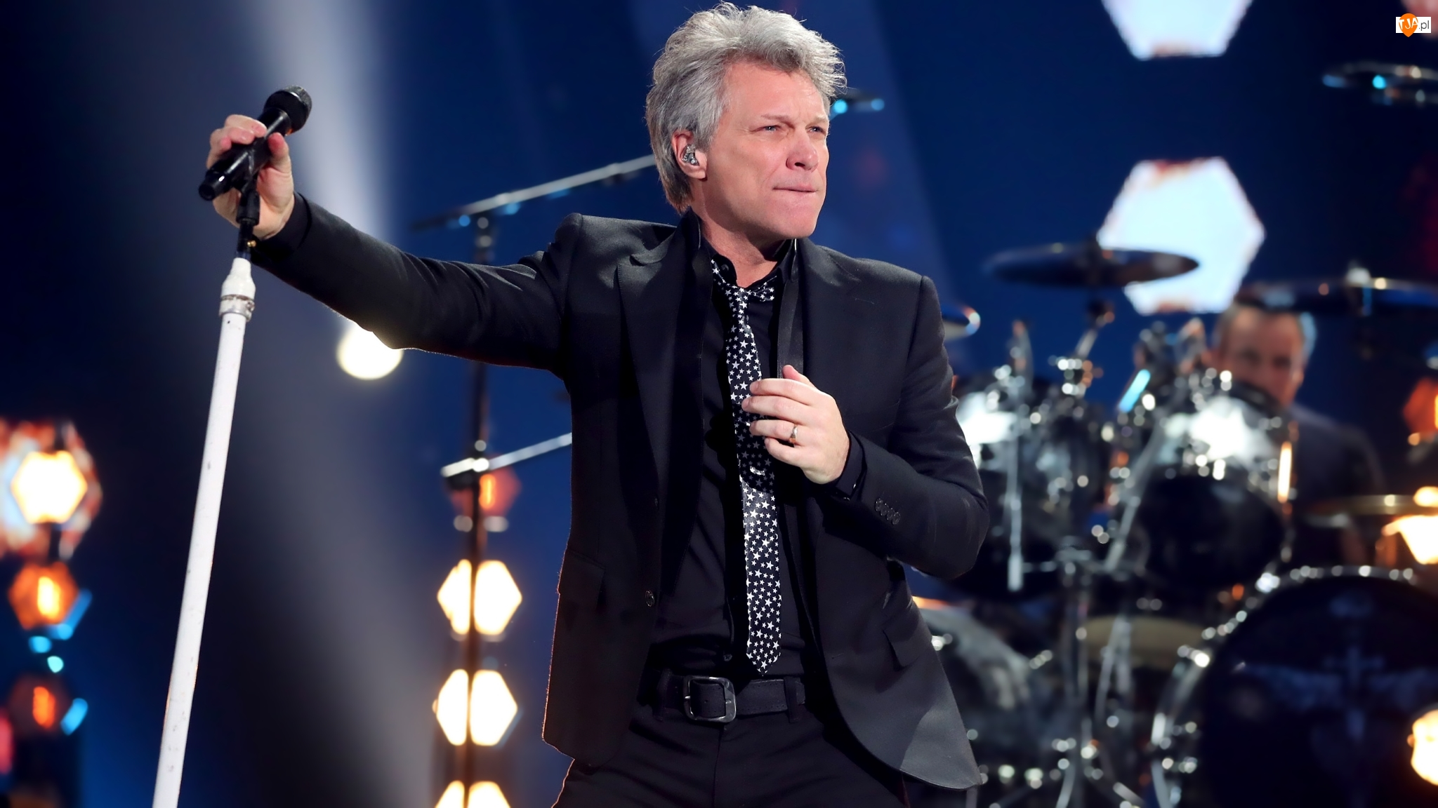 Piosenkarz, Jon Bon Jovi, Muzyk