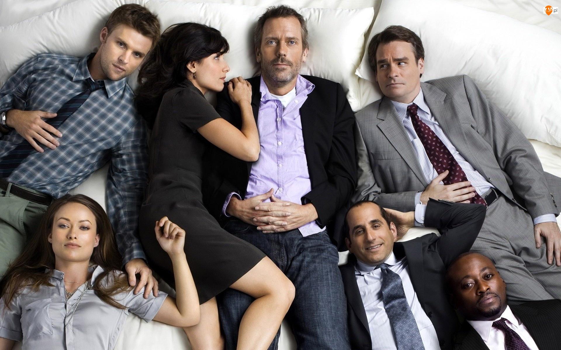 Aktorzy, Serial, Dr House