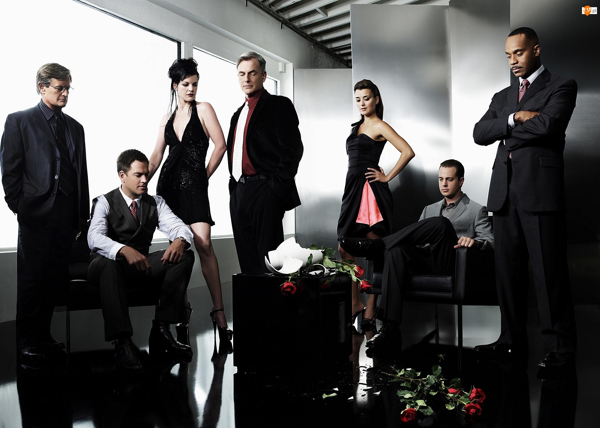 Obsada, Seriale, Agenci NCIS, Aktorzy