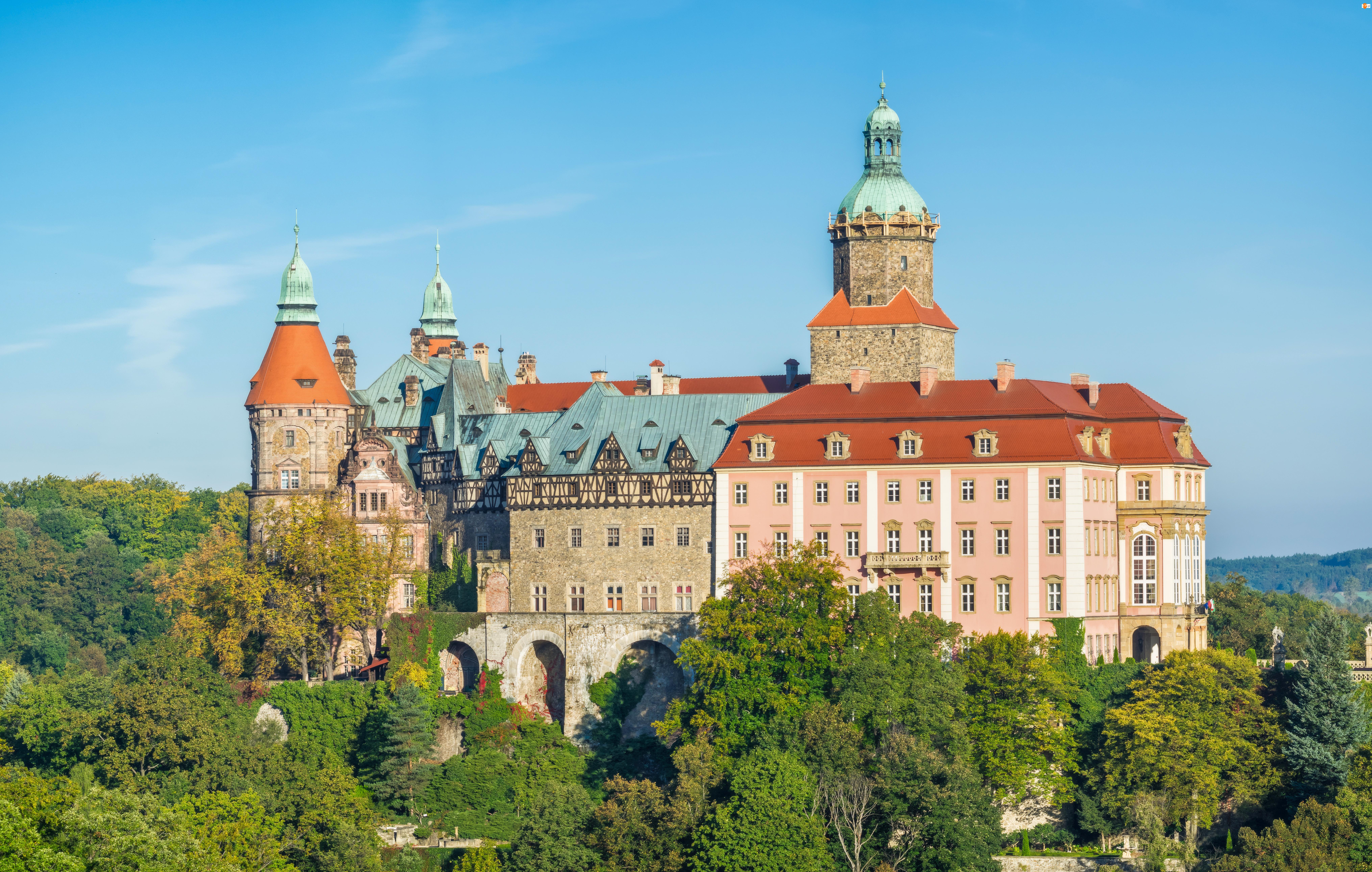 Polska, Zamek Książ, Wałbrzych