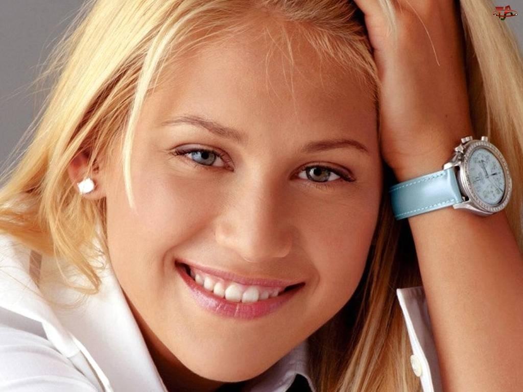 zegarek, Anna Kournikova, Kobieta