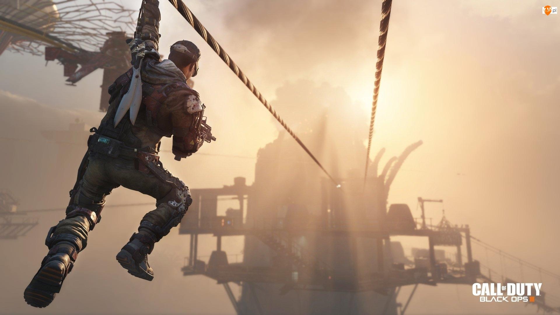 Liny, Call of Duty Black Ops III, Żołnierz