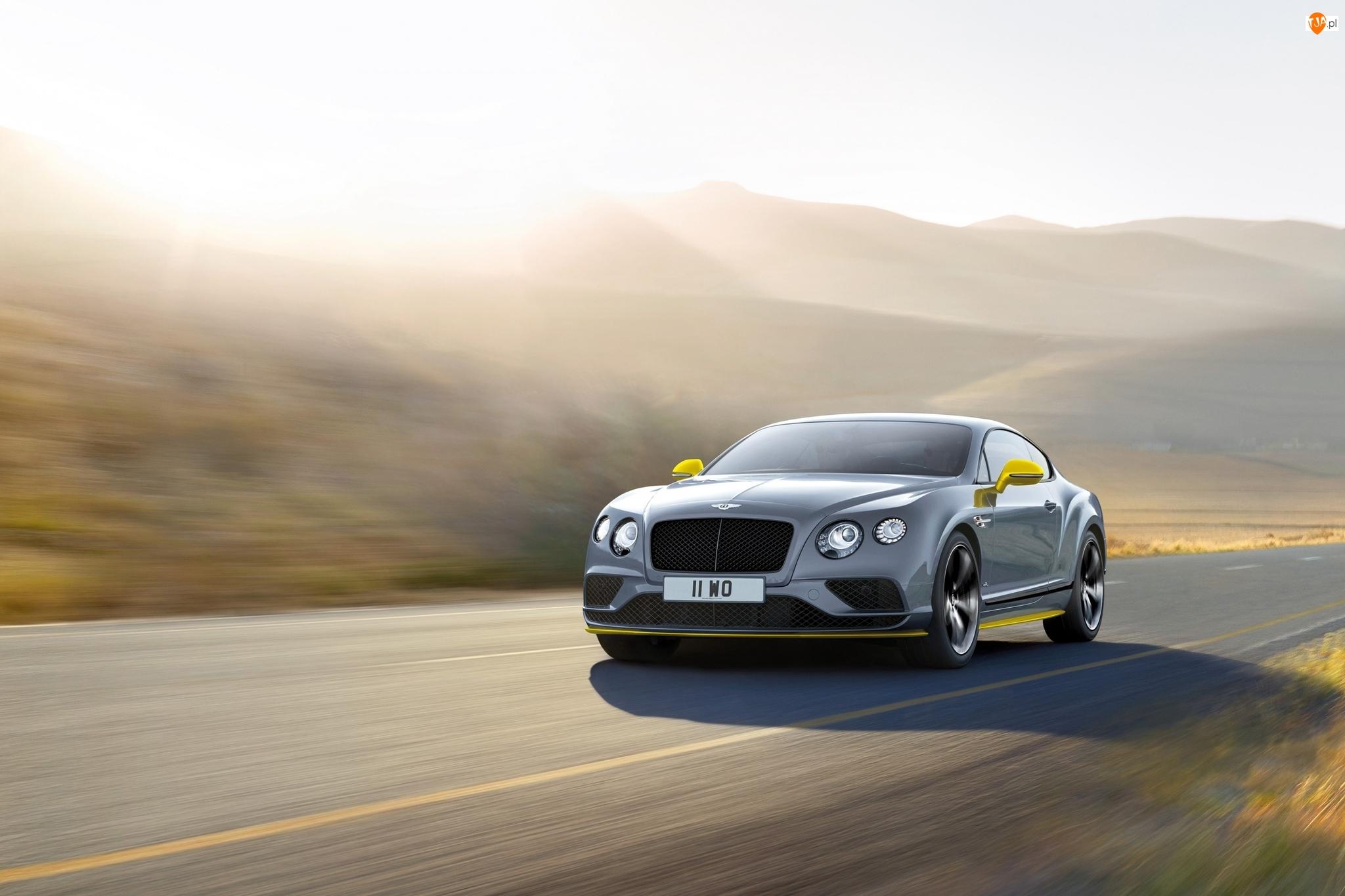 2018, Bentley Continental