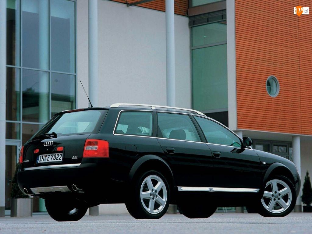 Czarne, Audi Allroad