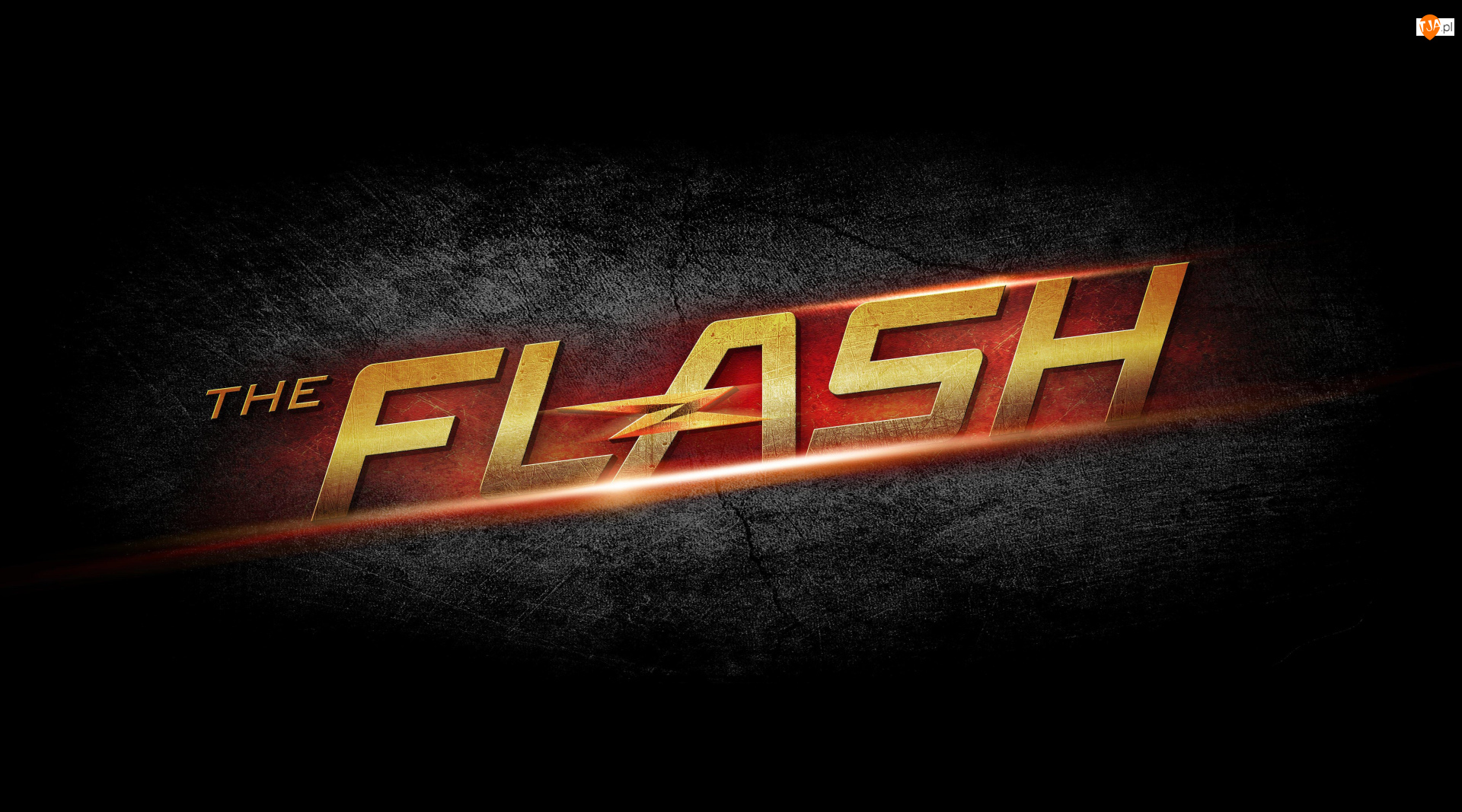 Flash, Logo, Serial