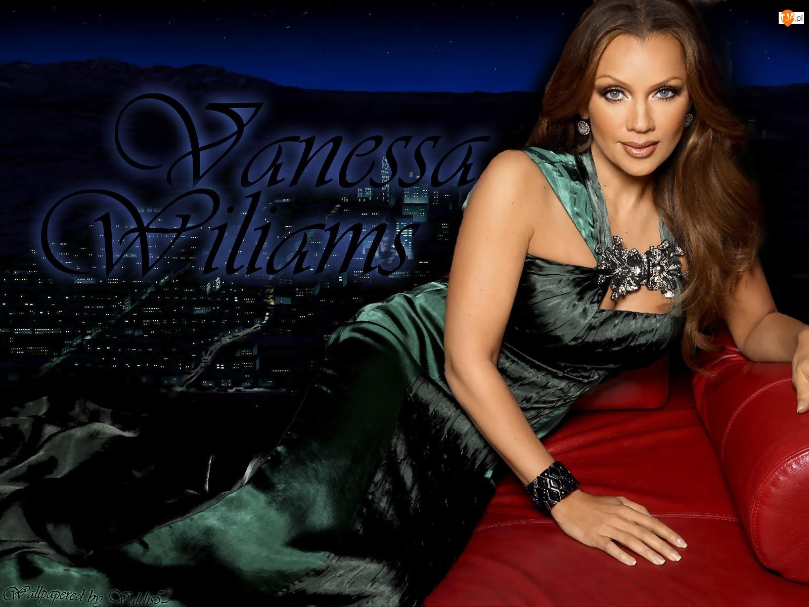 Piosenkarka, Vanessa Williams, Aktorka