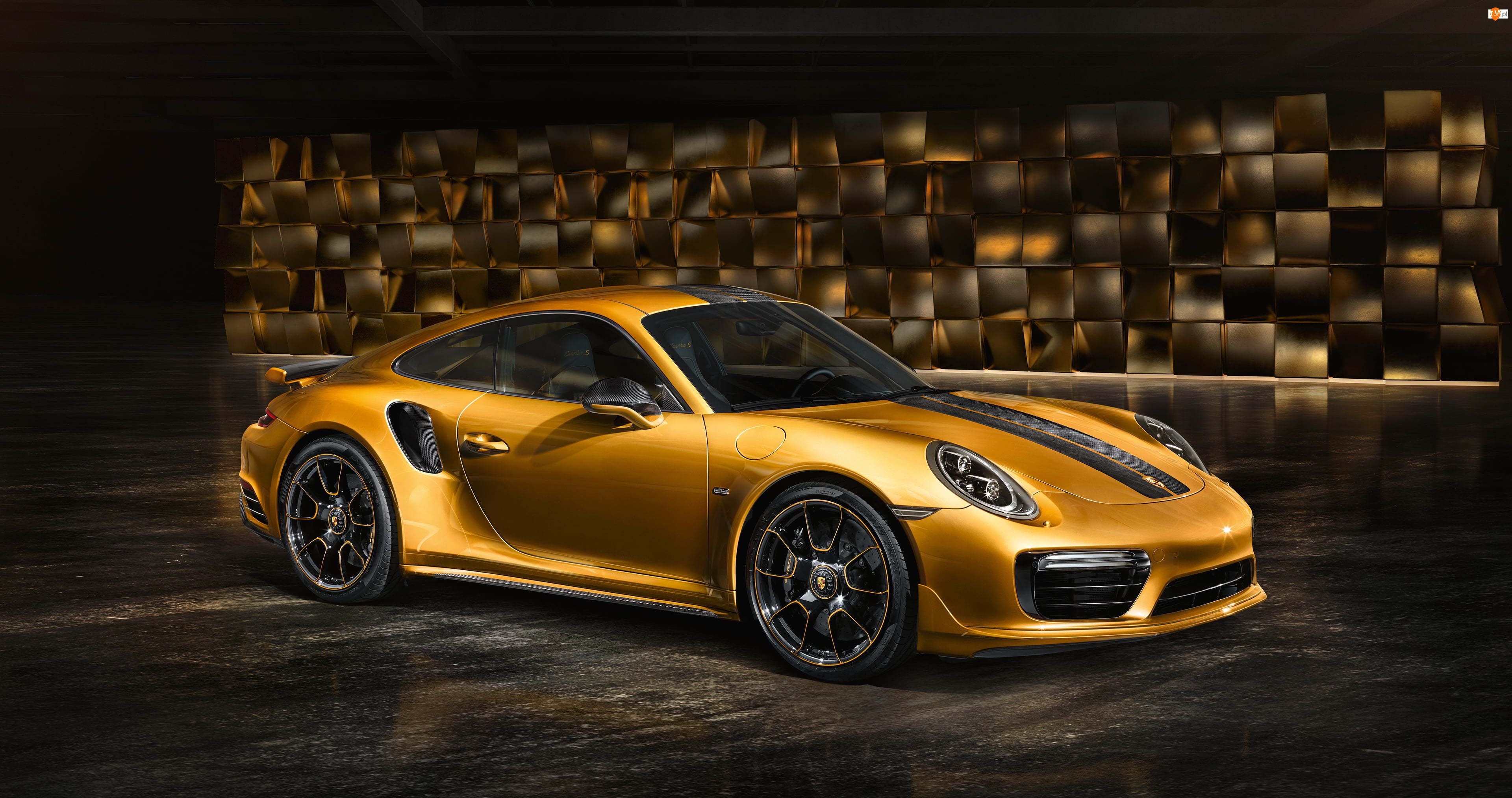 2018, Porsche 911 Turbo S Exclusive Series