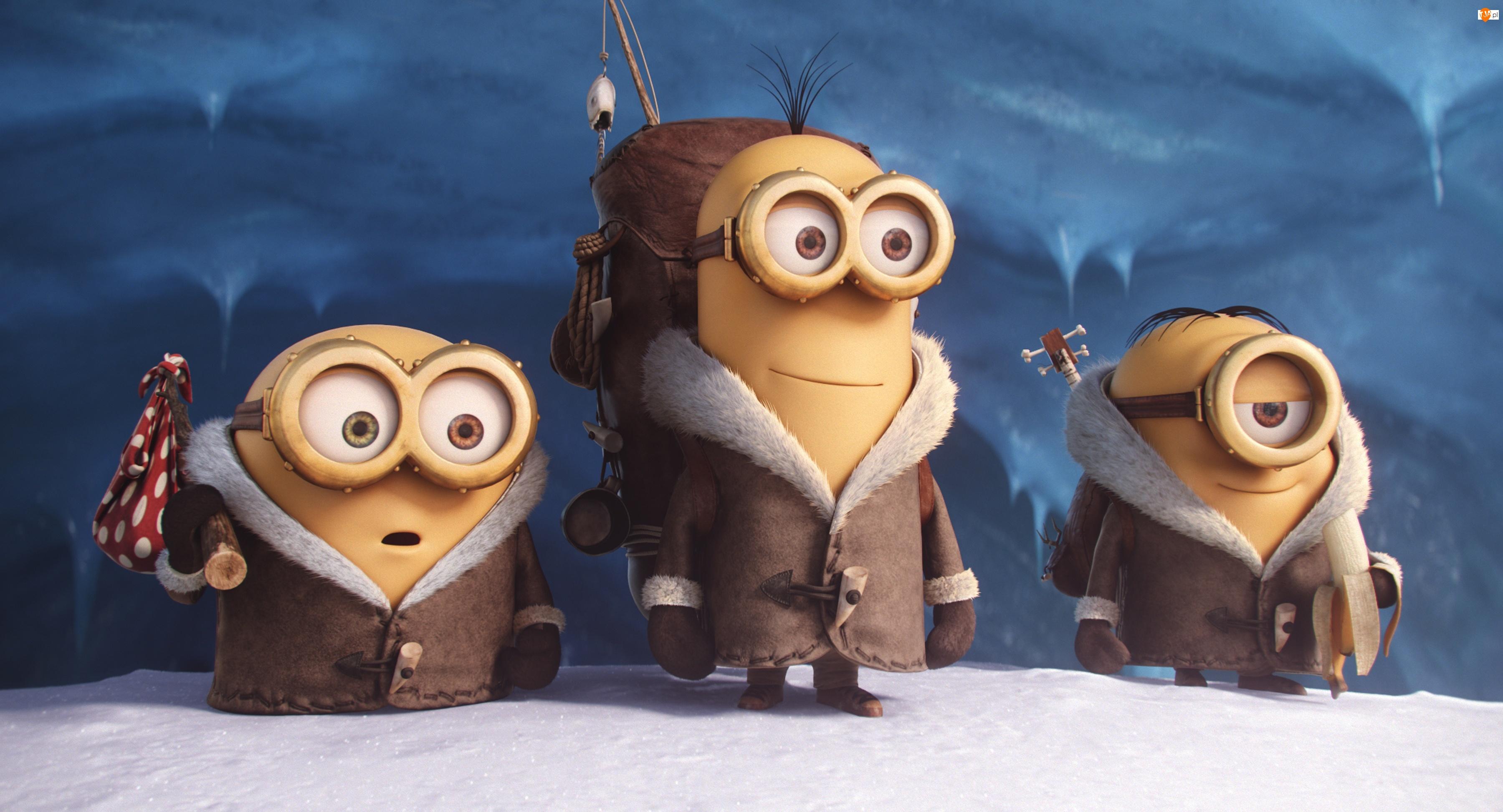 Minionki, Film, Animowany