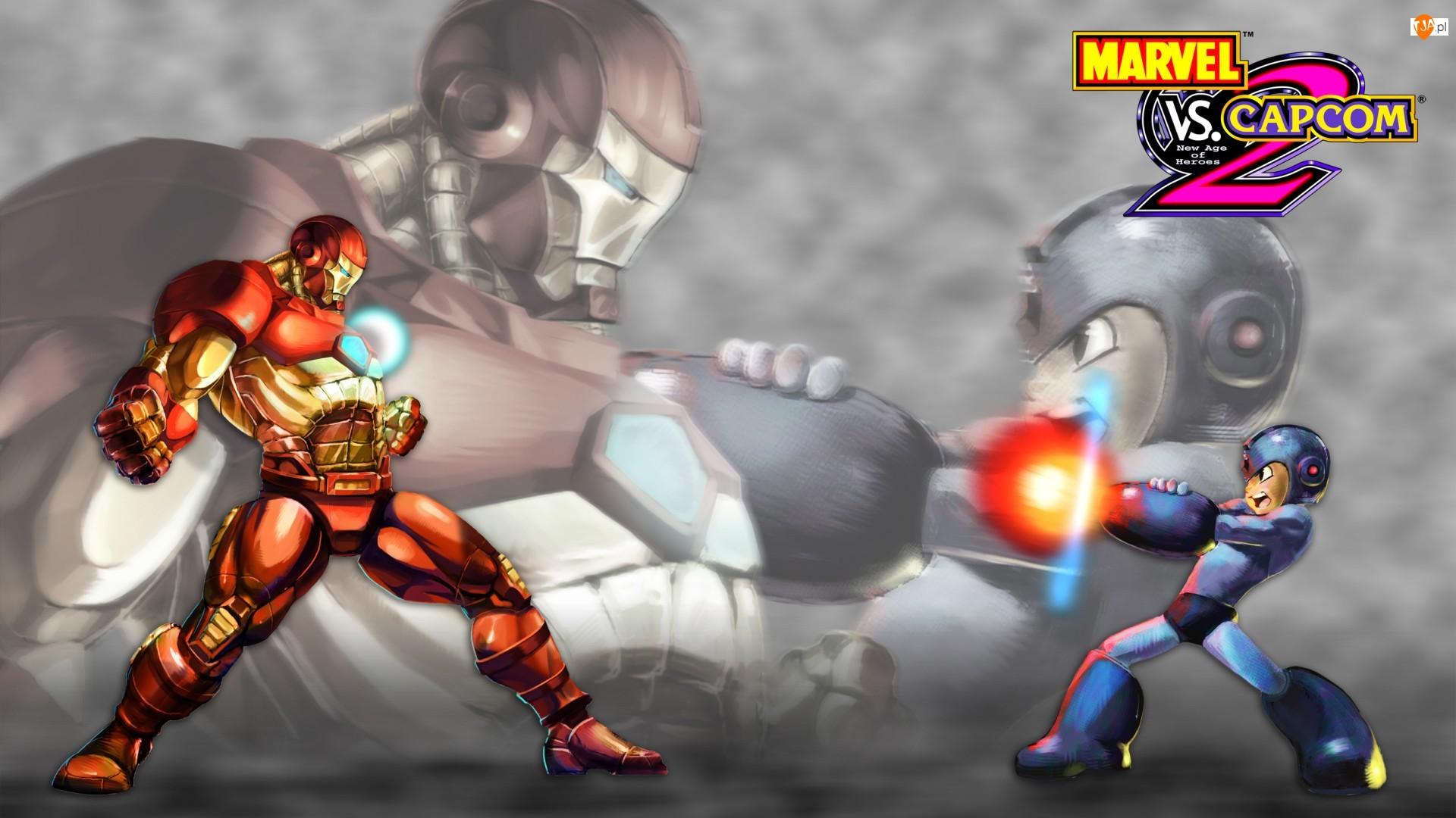 Marvel VS Capcom 2, Gra
