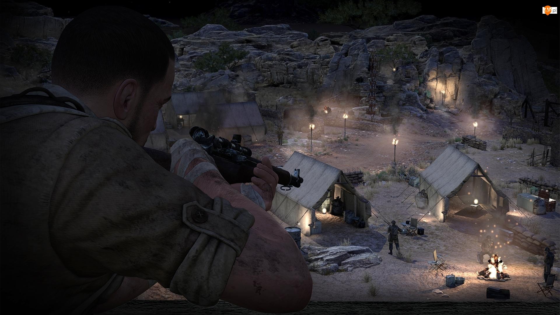 Broń, Sniper Elite 3: Afrika, Snajper, Karl Fairburne