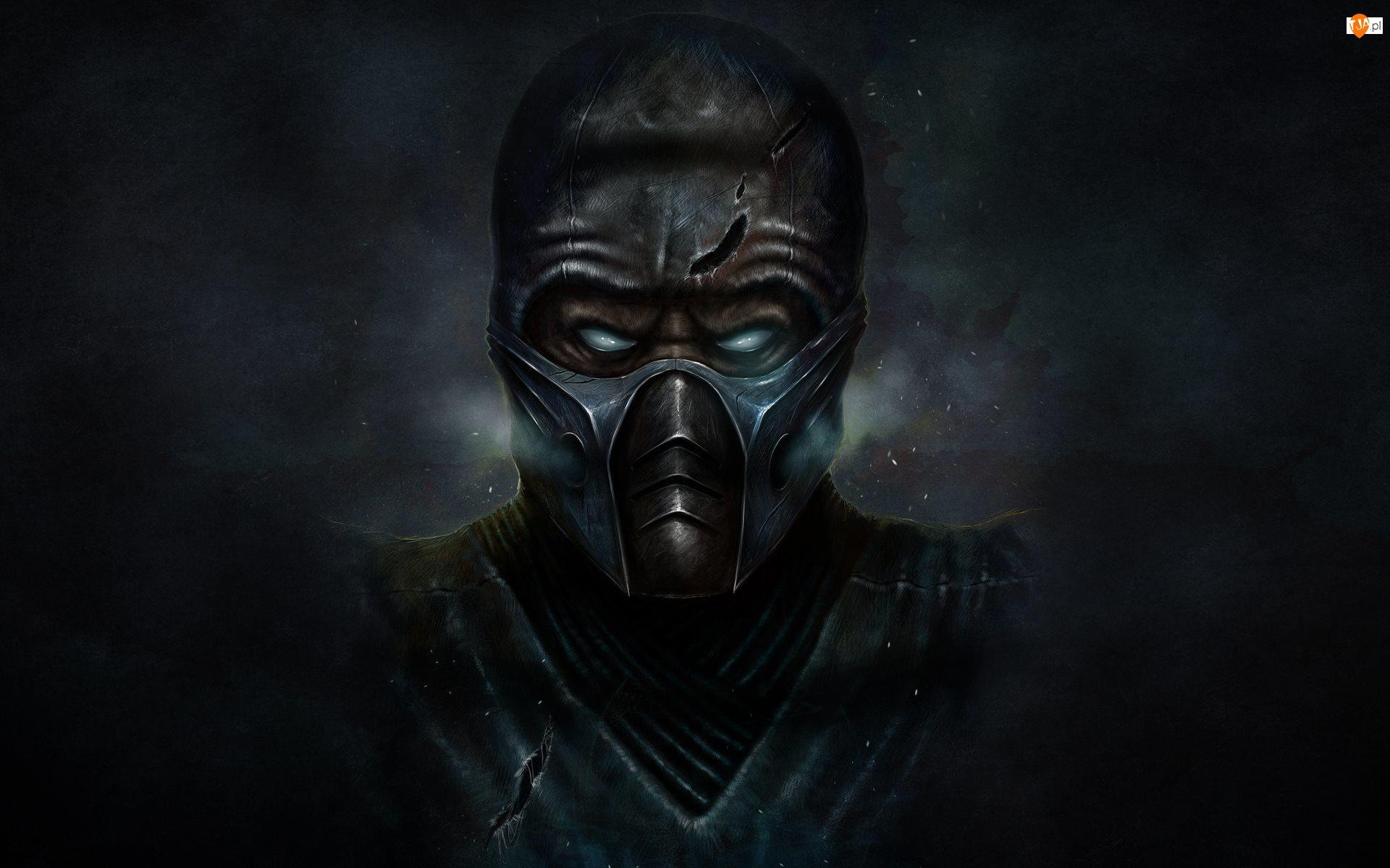 Mortal Kombat, Postać, Sub-Zero, Gra