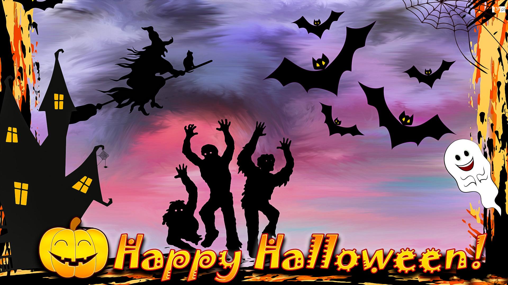 Grafika, Halloween