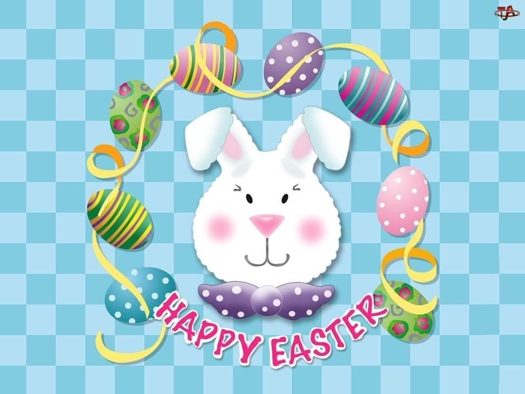 Wielkanoc, jajeczka, zajączek, pisanki