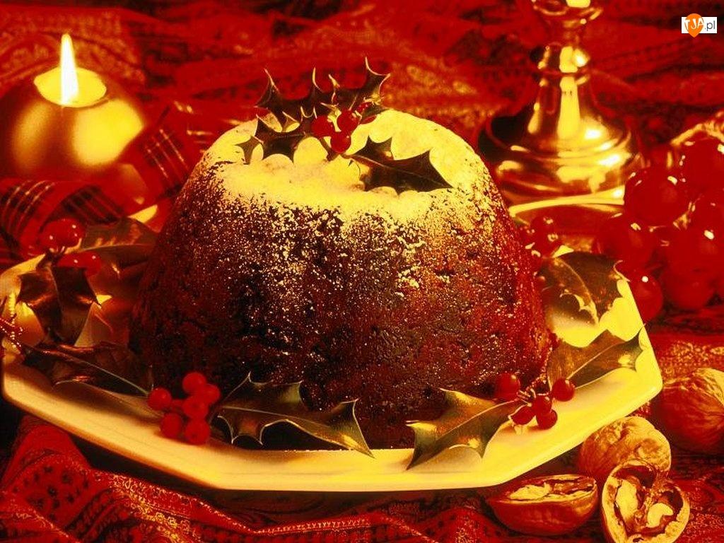 Boże Narodzenie, ciasto