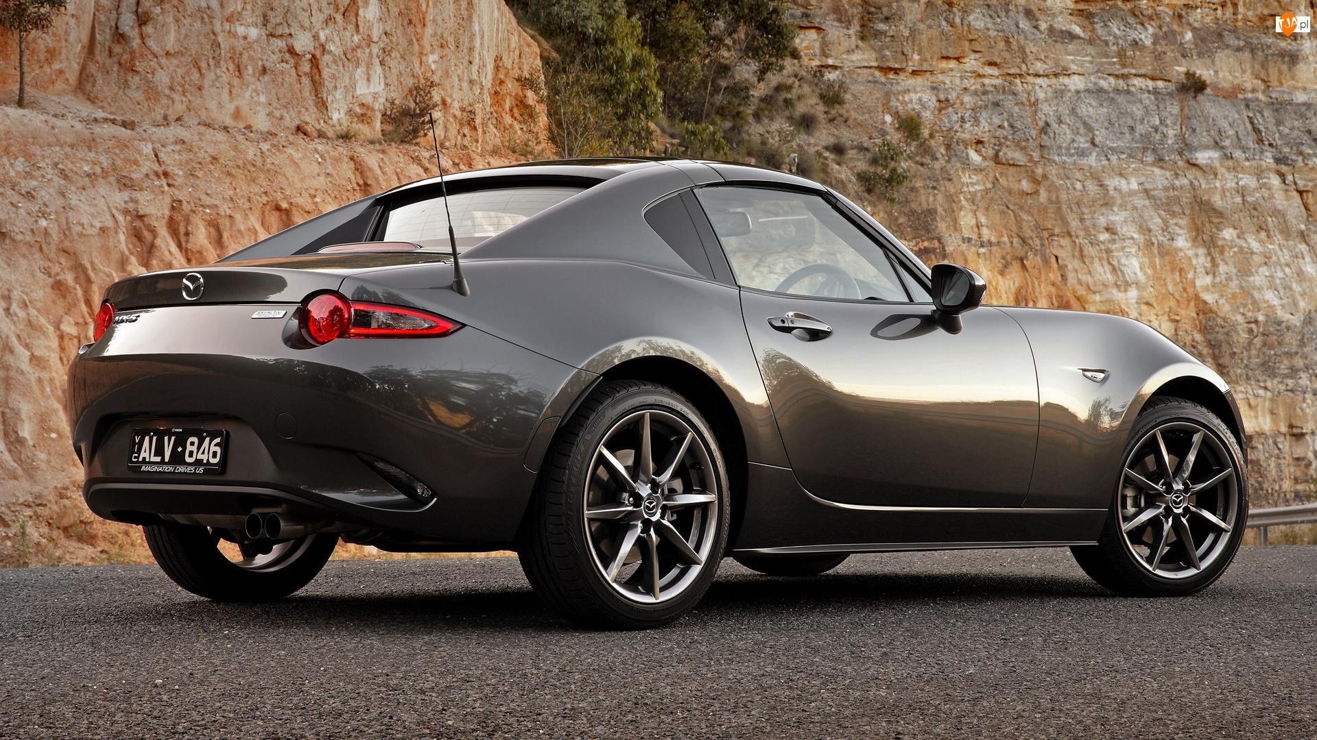 Bok, Mazda MX-5 RF