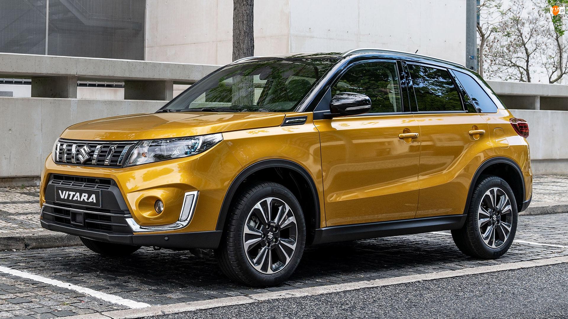 Suzuki Vitara, Żółty