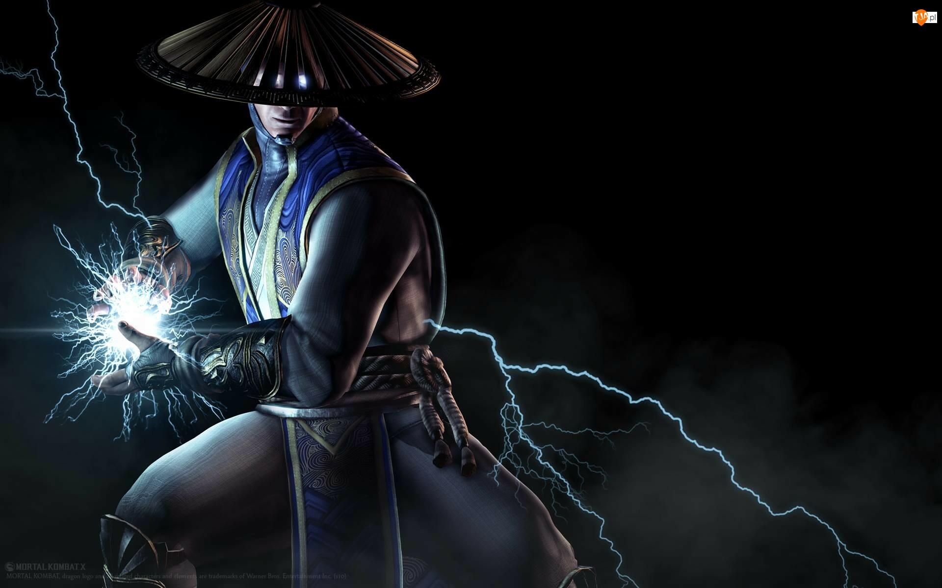 Błyskawice, Mortal Kombat 11, Postać, Raiden