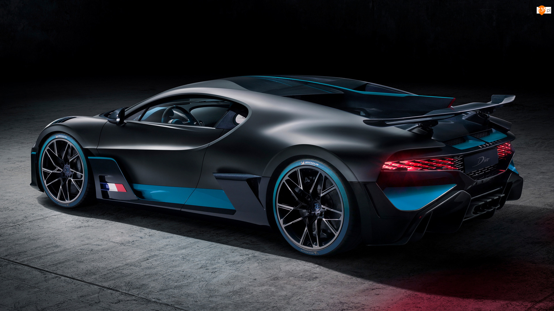 Bok, Bugatti Divo