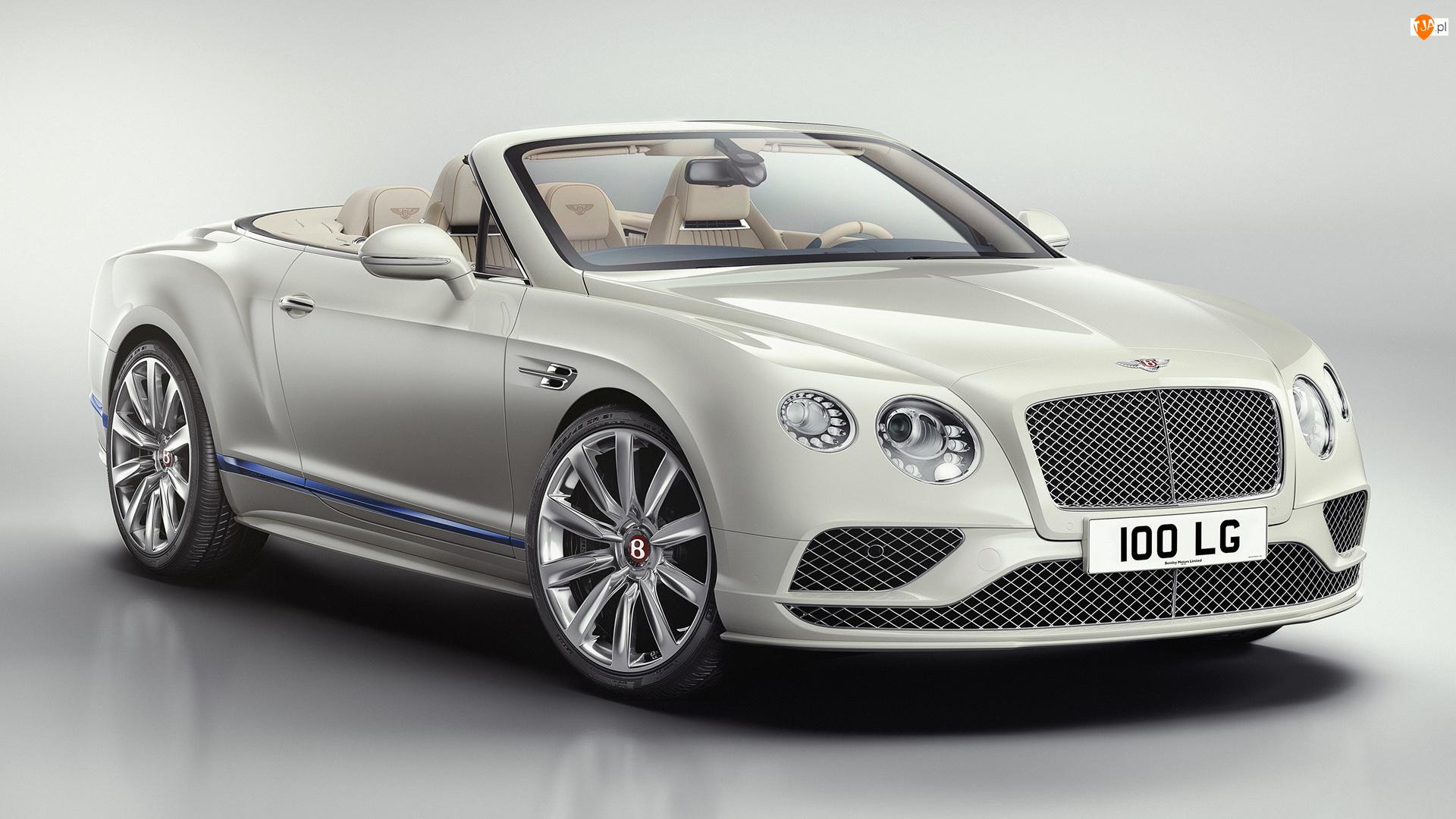 Cabrio, Bentley Continental GT