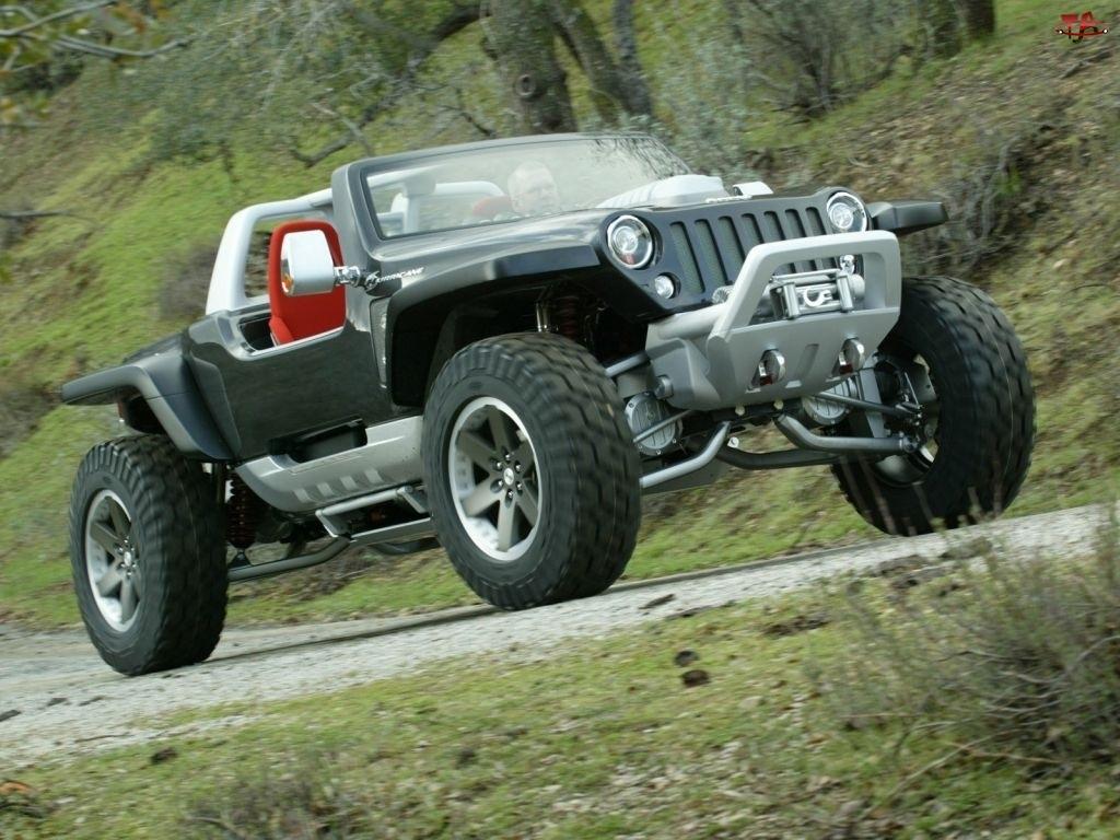 Jeep, Prototyp