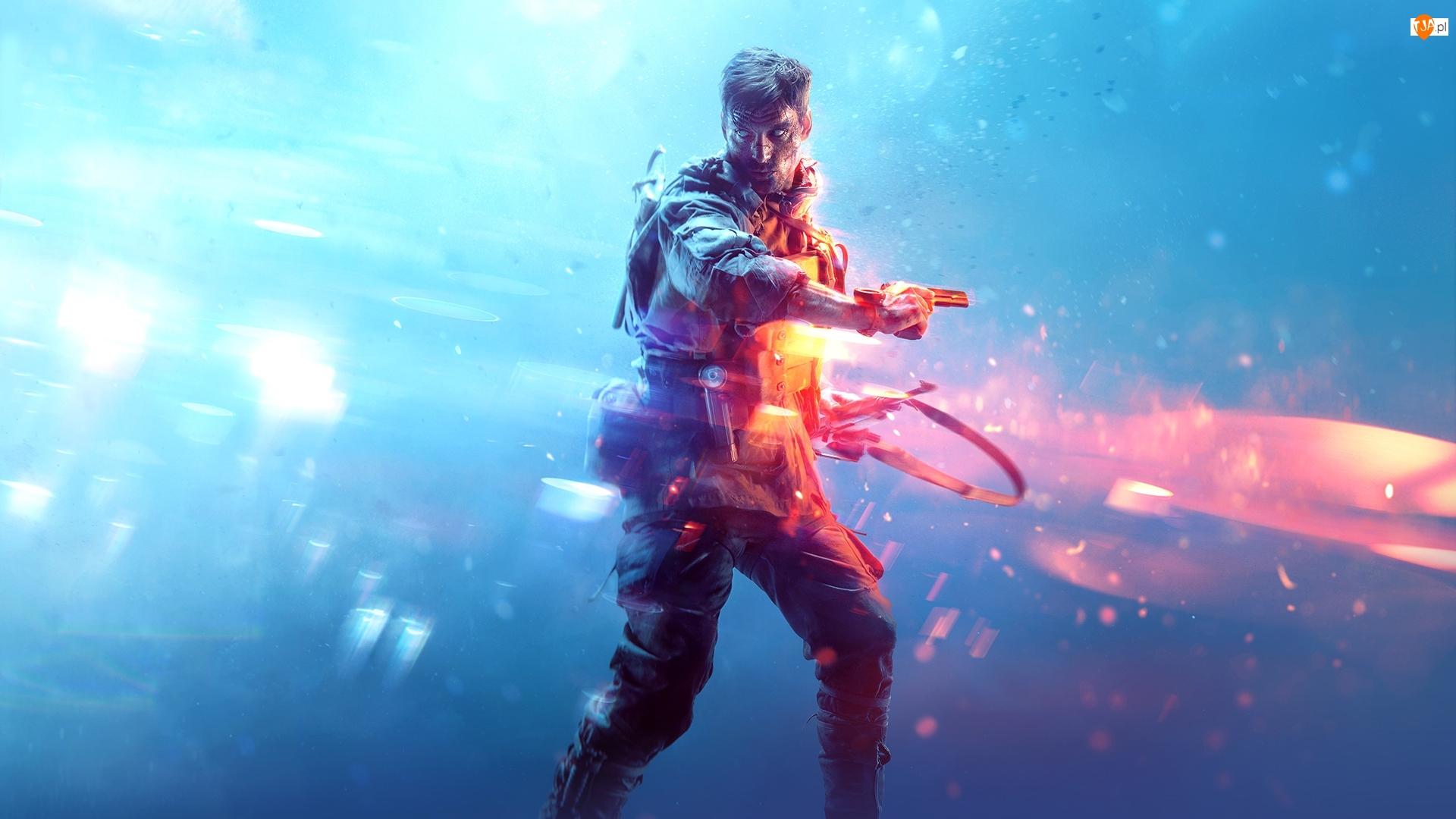 Broń, Battlefield V, Żołnierz