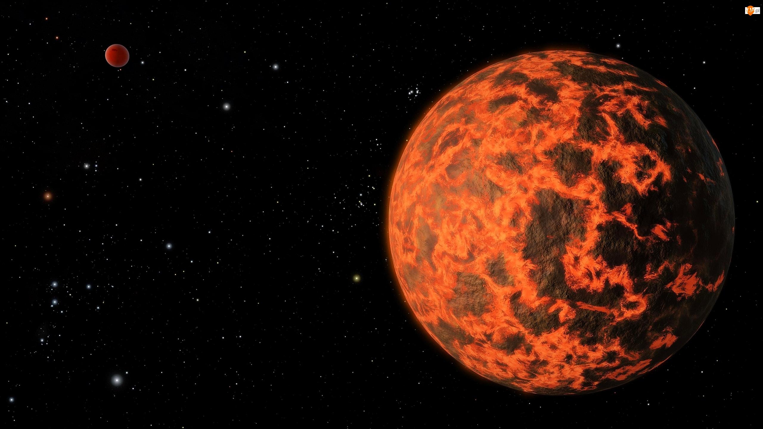 Kosmos, Planeta skalista, Gwiazdy