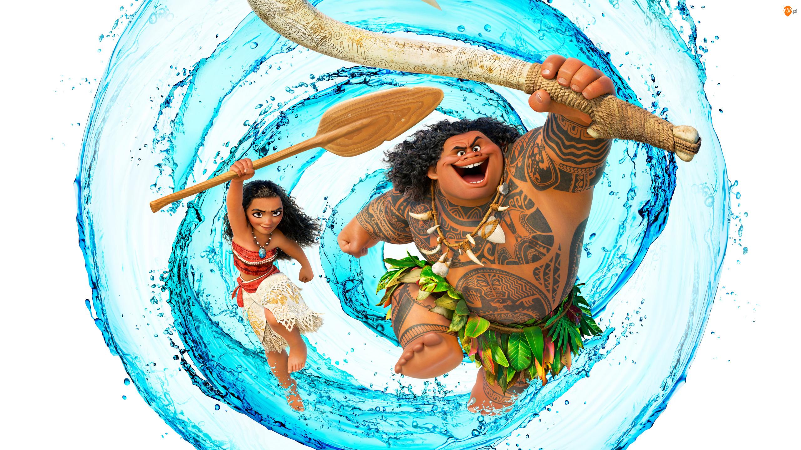 Chief Tui, Film animowany, Vaiana Skarb oceanu, Moana